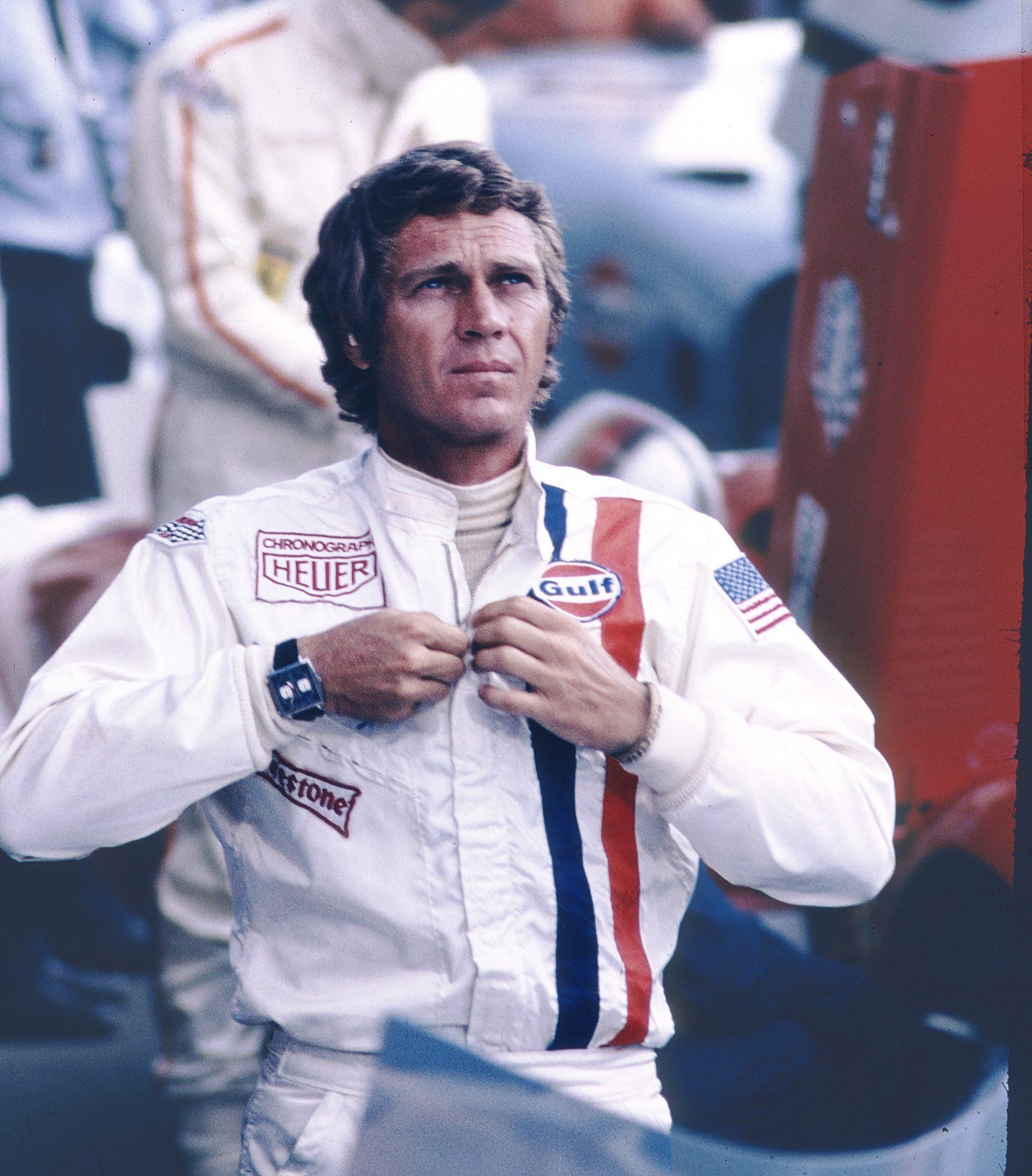 Steve McQueen Le Mans - Monaco