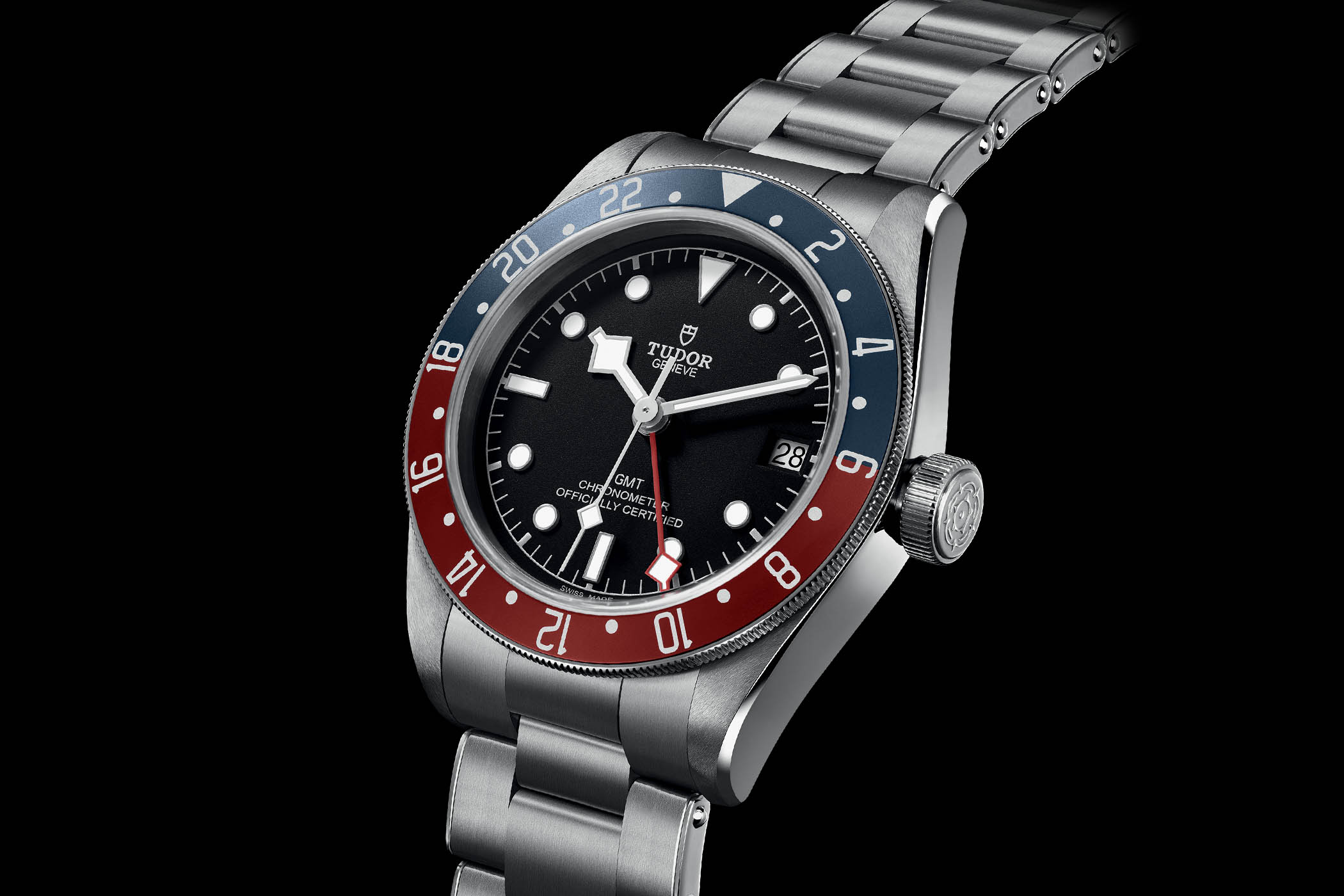 Tudor Black Bay GMT Pepsi Bezel 79830RB - Baselworld 2018