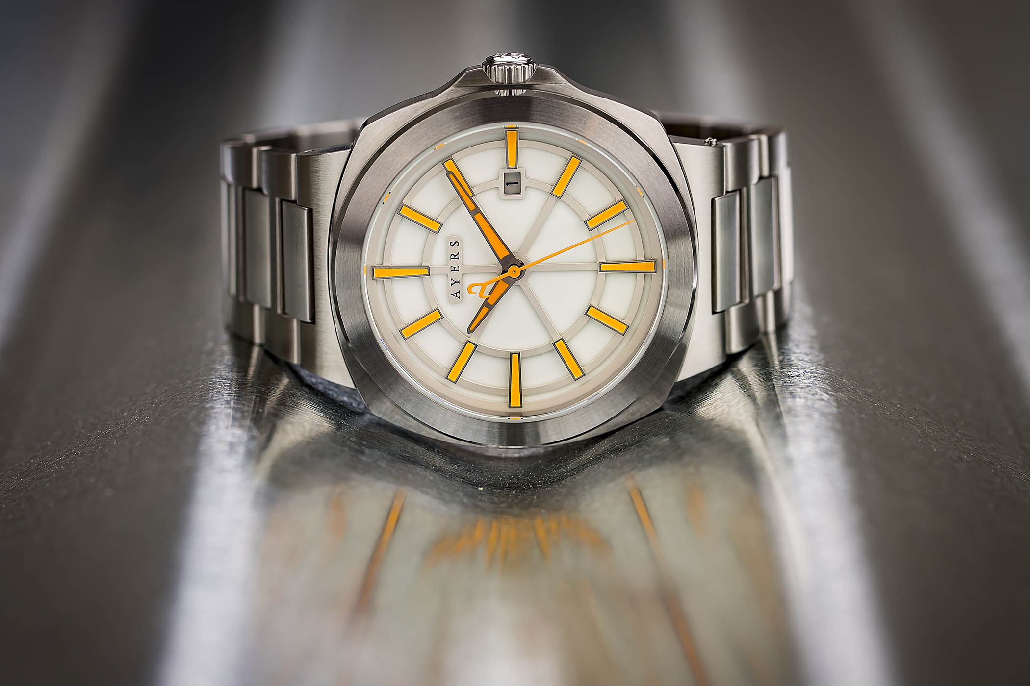 Value Proposition - Metropolitan Watch from Newcomer Ayers Watches - 3