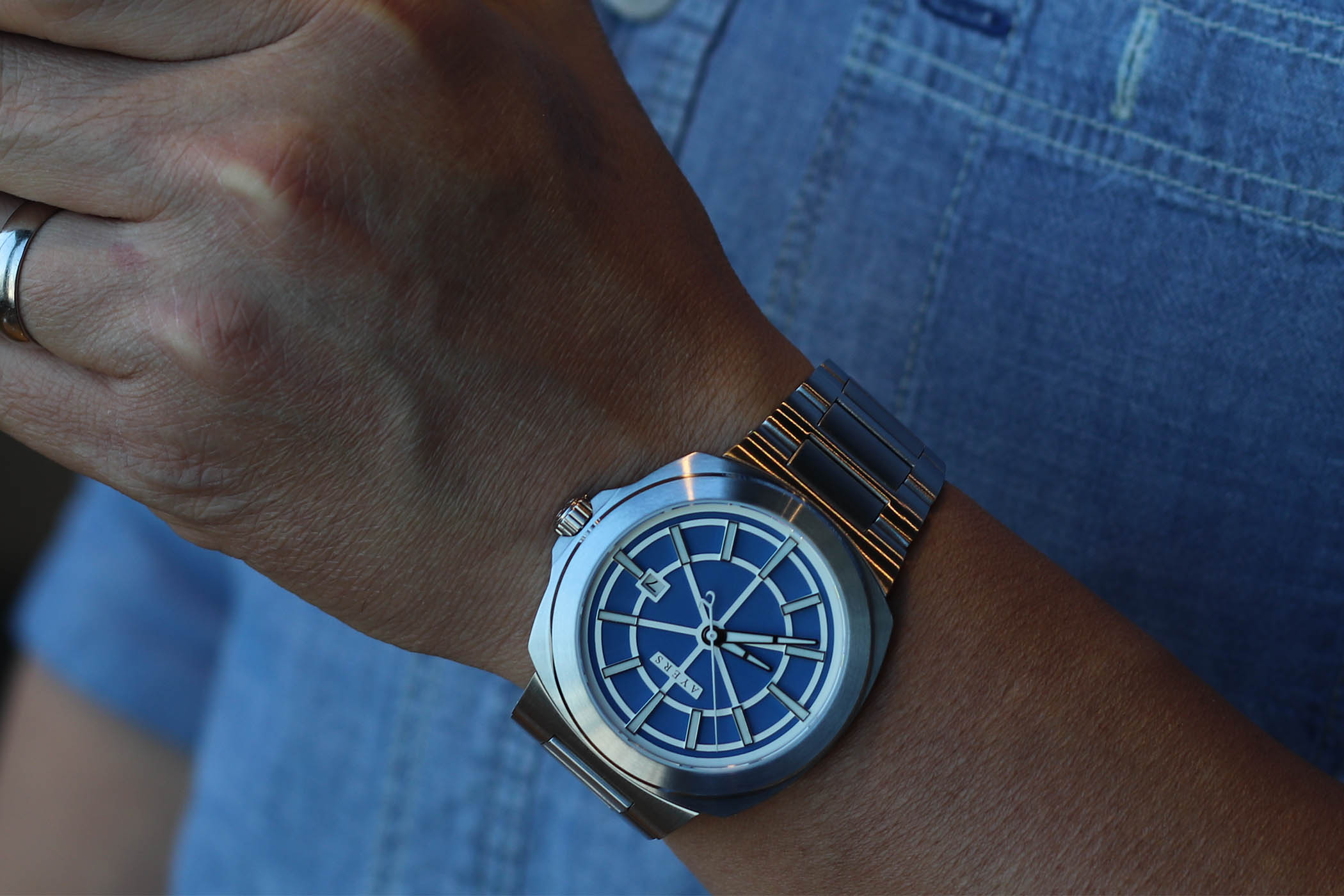 Value Proposition - Metropolitan Watch from Newcomer Ayers Watches - 7