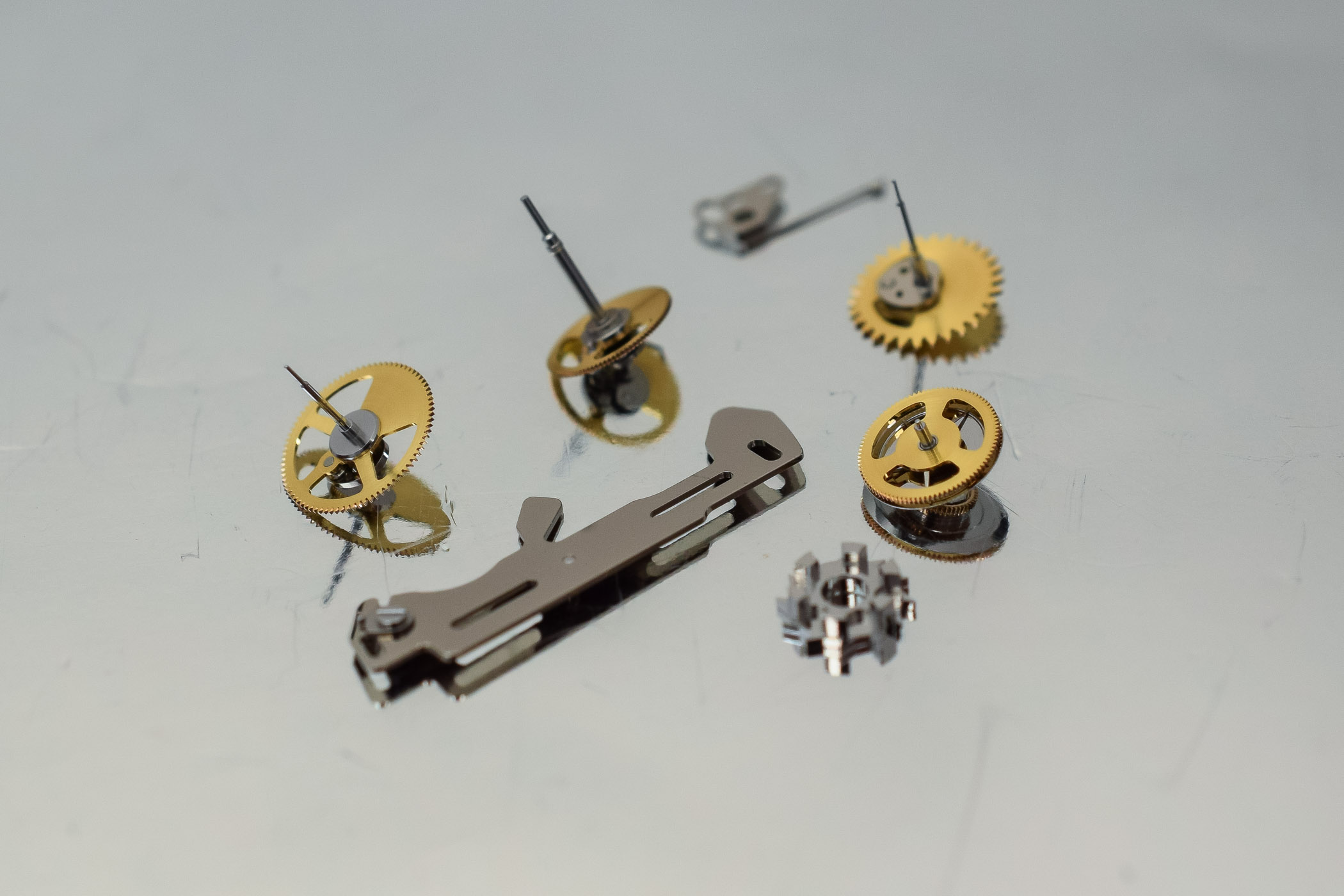 Vaucher integrated high-frequency chronograph Calibre Seed VMF 6710 - 2