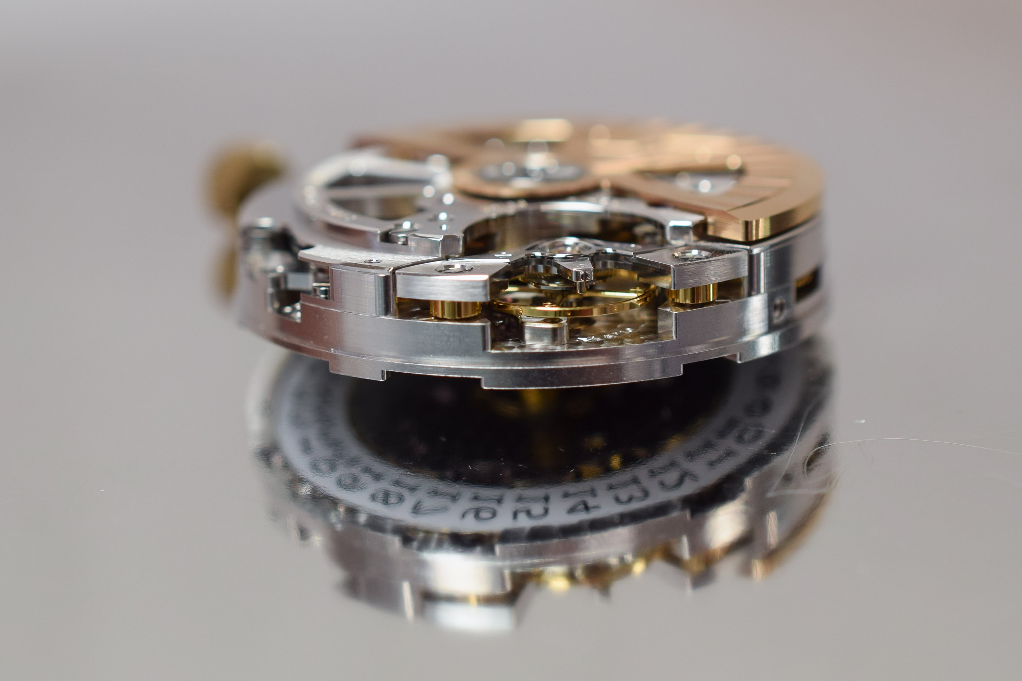 Vaucher integrated high-frequency chronograph Calibre Seed VMF 6710 - 3