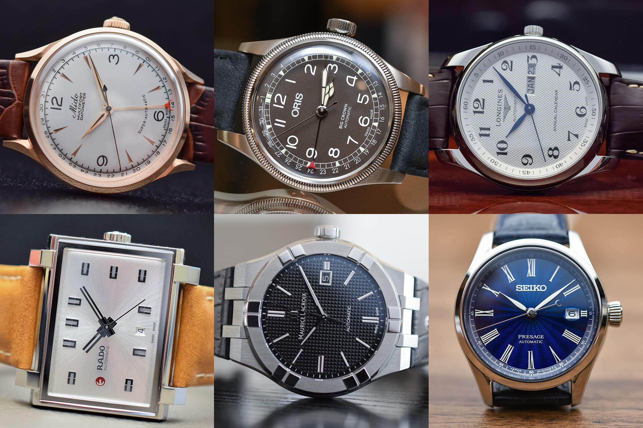 buying giude - Affordable Watches Baselworld 2018