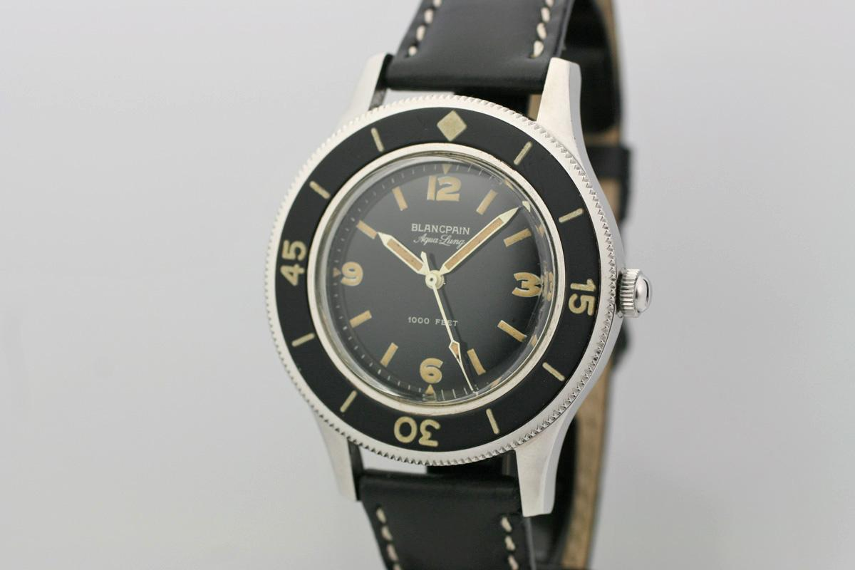 vintage Blancpain Fifty Fathoms