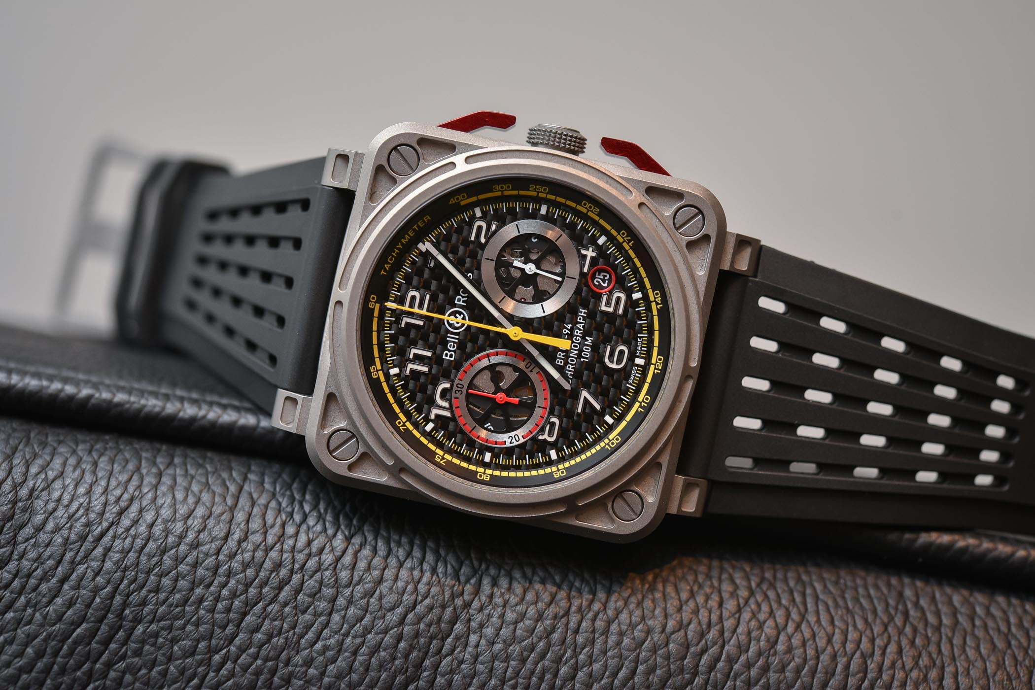 Bell and RossBR 03-94 R.S.18 Chronograph
