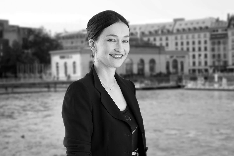 Carine Maillard, director of the GPHG Foundation