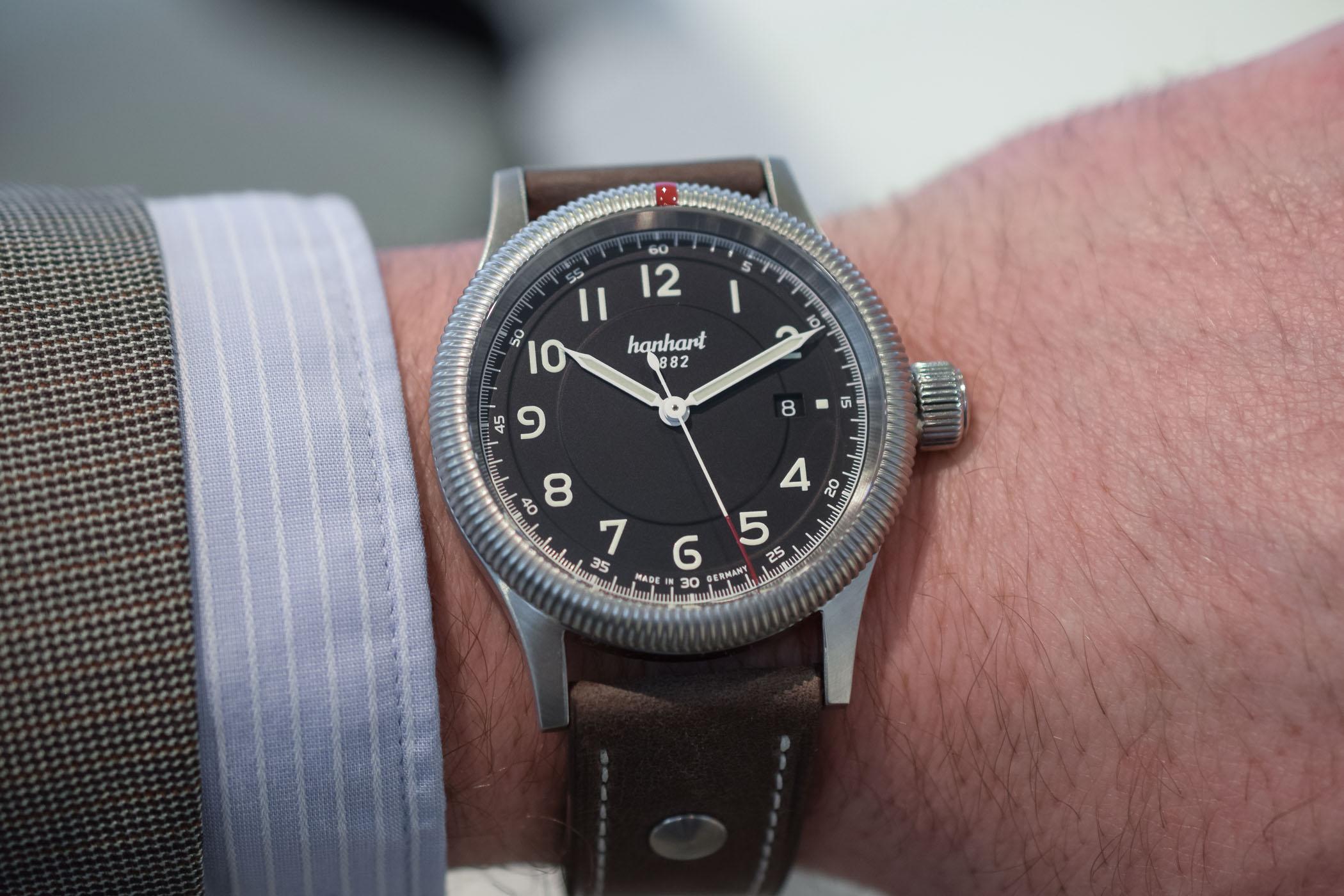 Hanhart Pioneer One Pilot Watch
