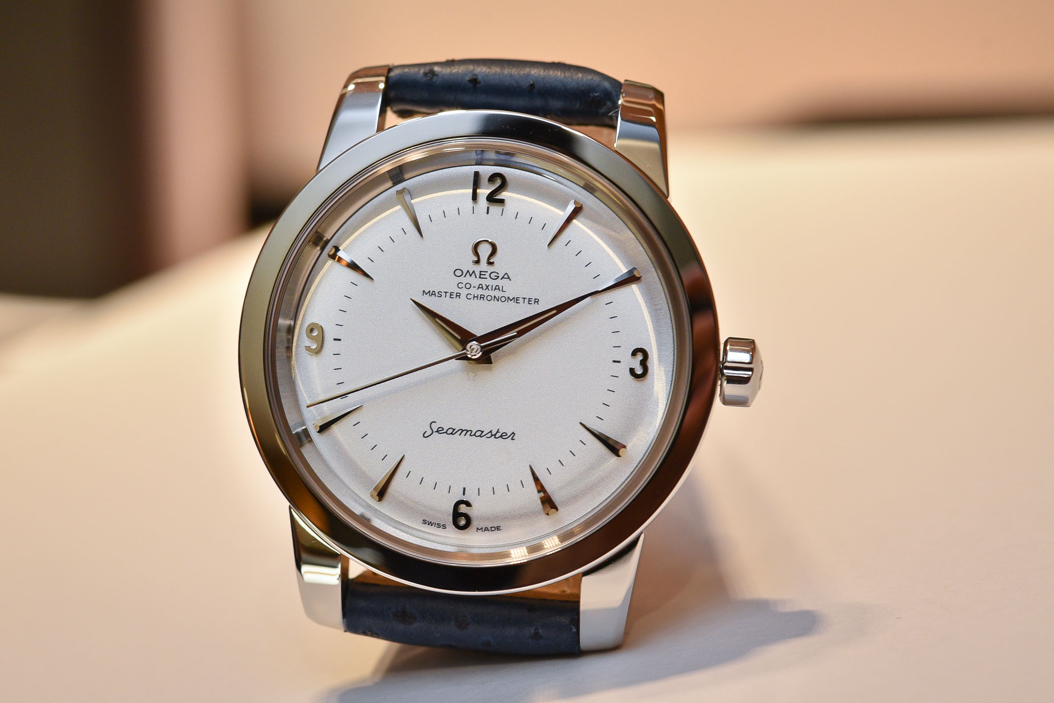 Omega Seamaster 1948 Limited Editions - Baselworld 2018