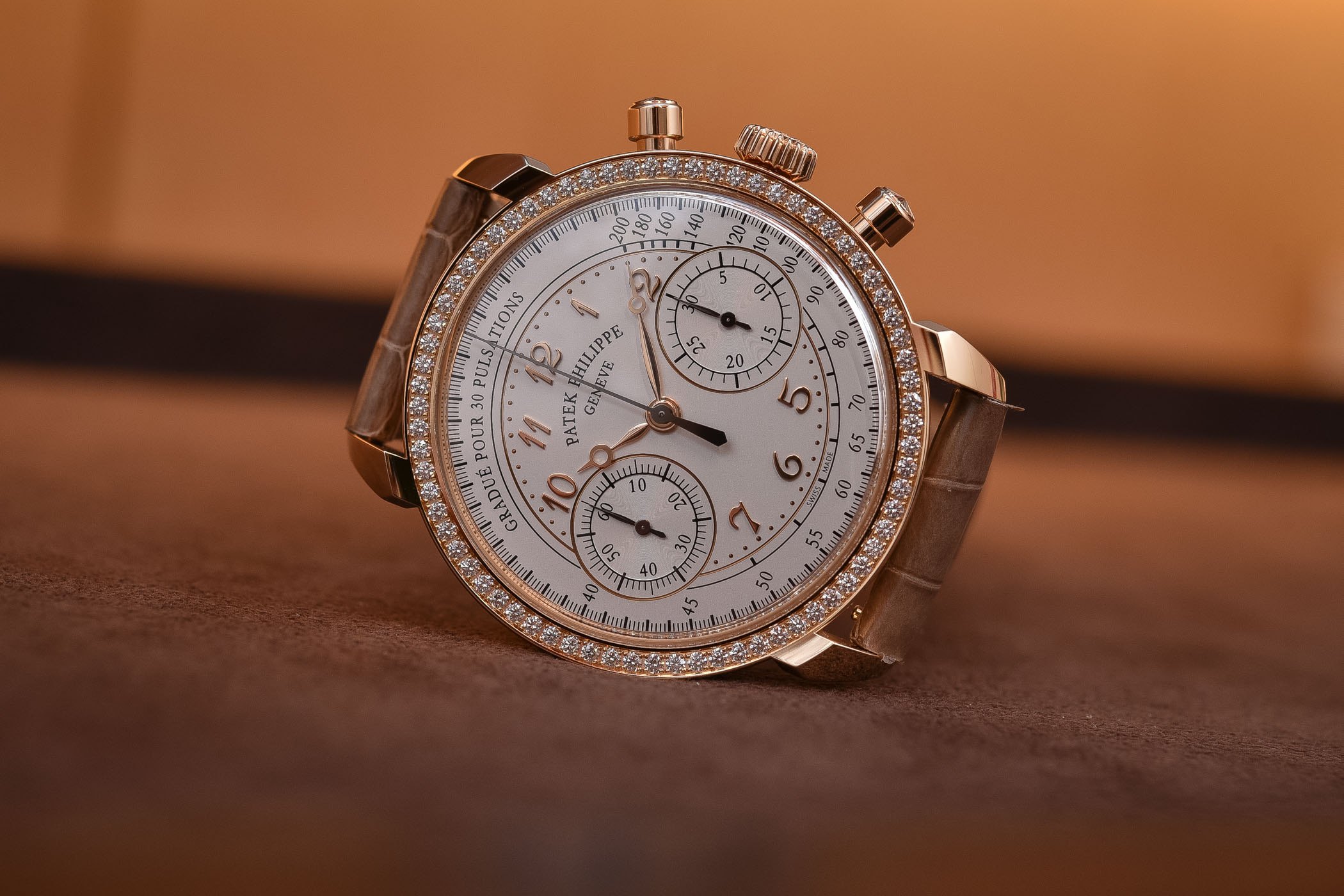 Patek Philippe 7150R:250R Chronograph ladies - Baselworld 2018