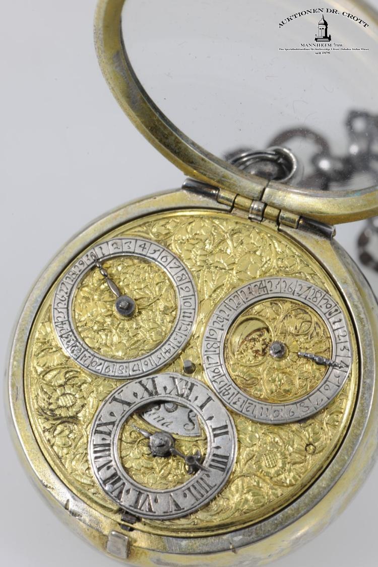 Johan May pocket watch