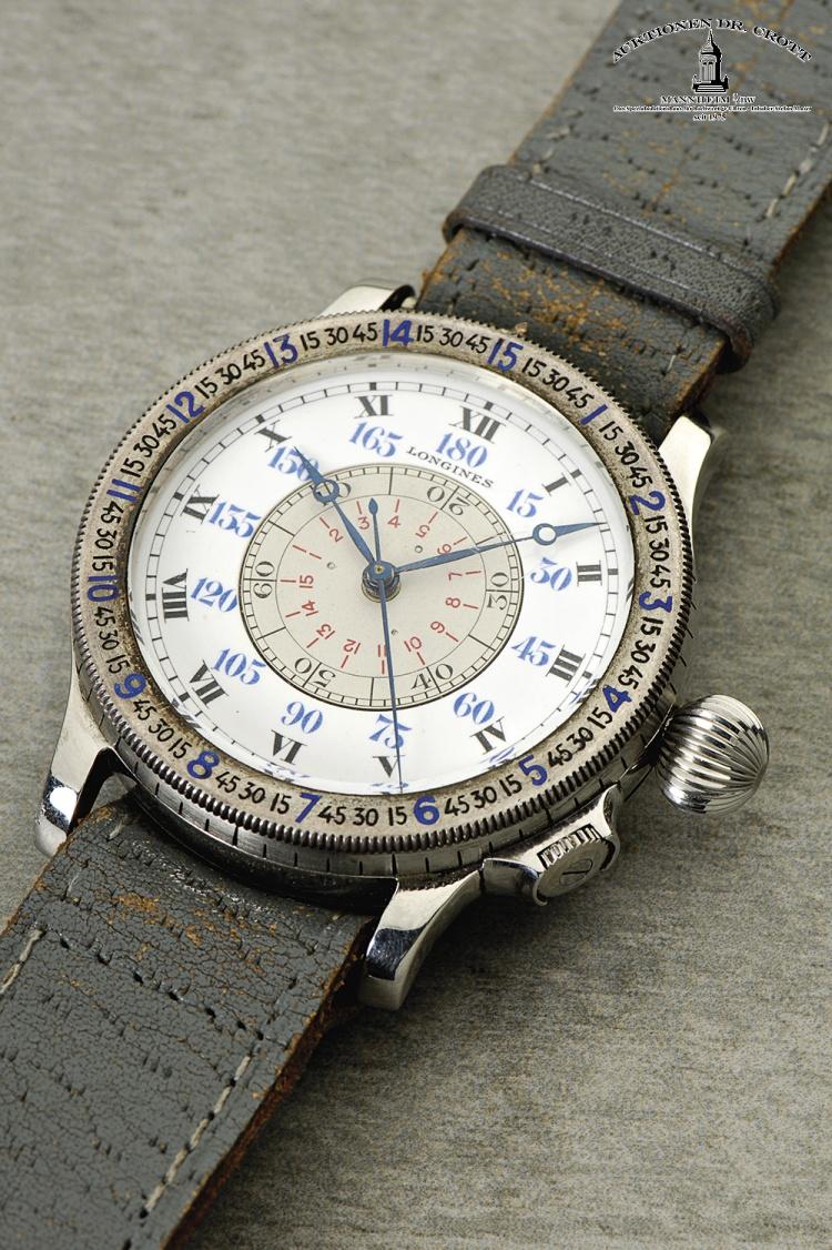 Longines Lindbergh Hour Angle Watch