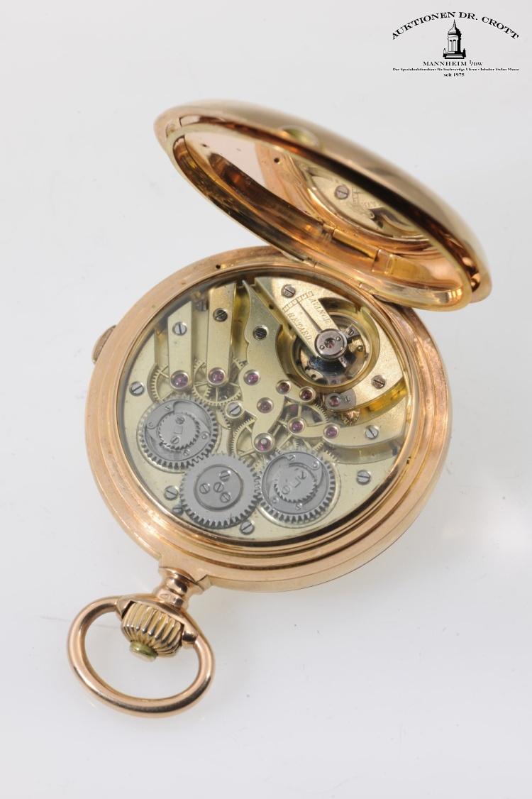 Dürrstein pocket watch