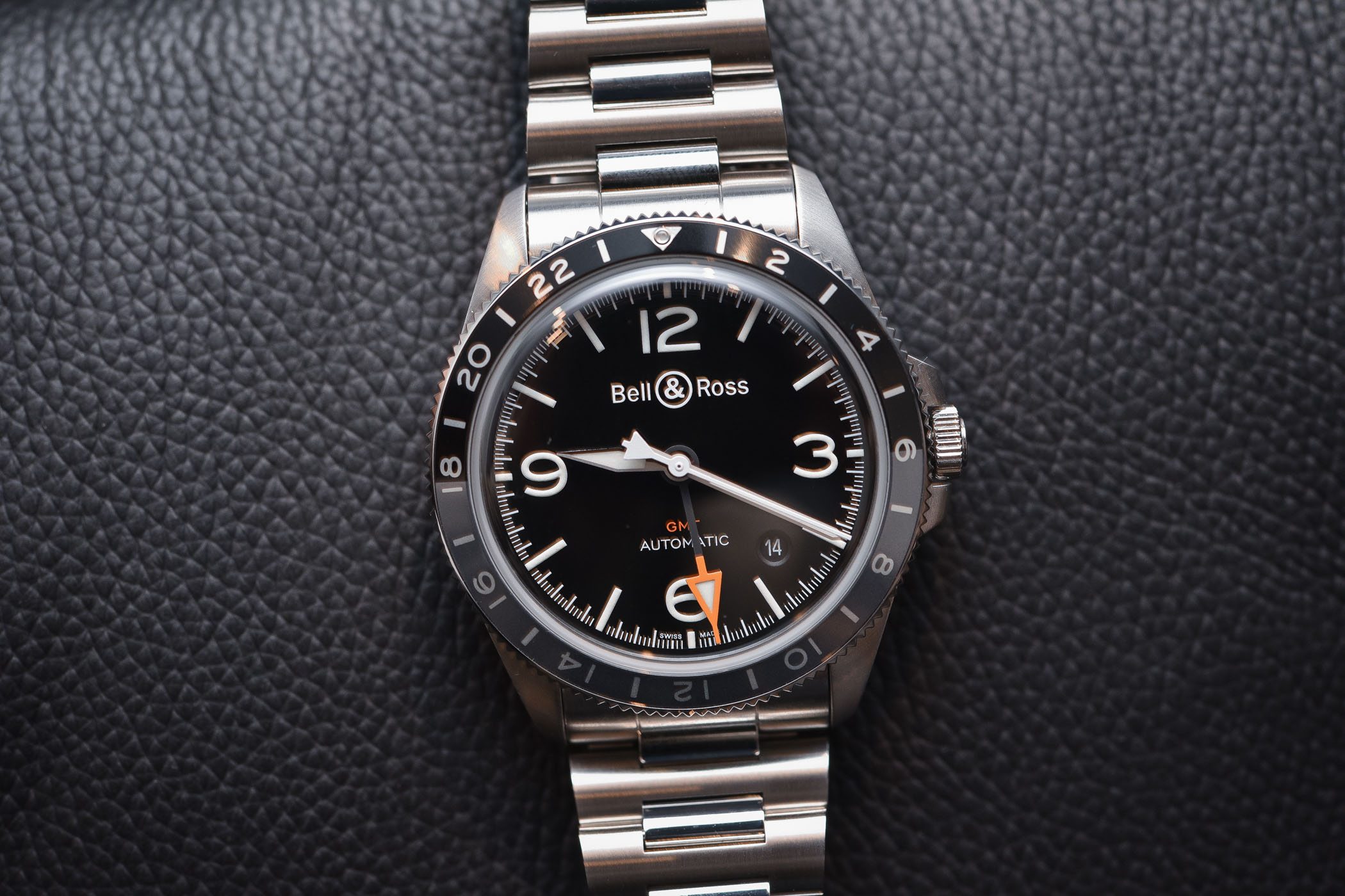 Bell & Ross Vintage BRV2-93 GMT