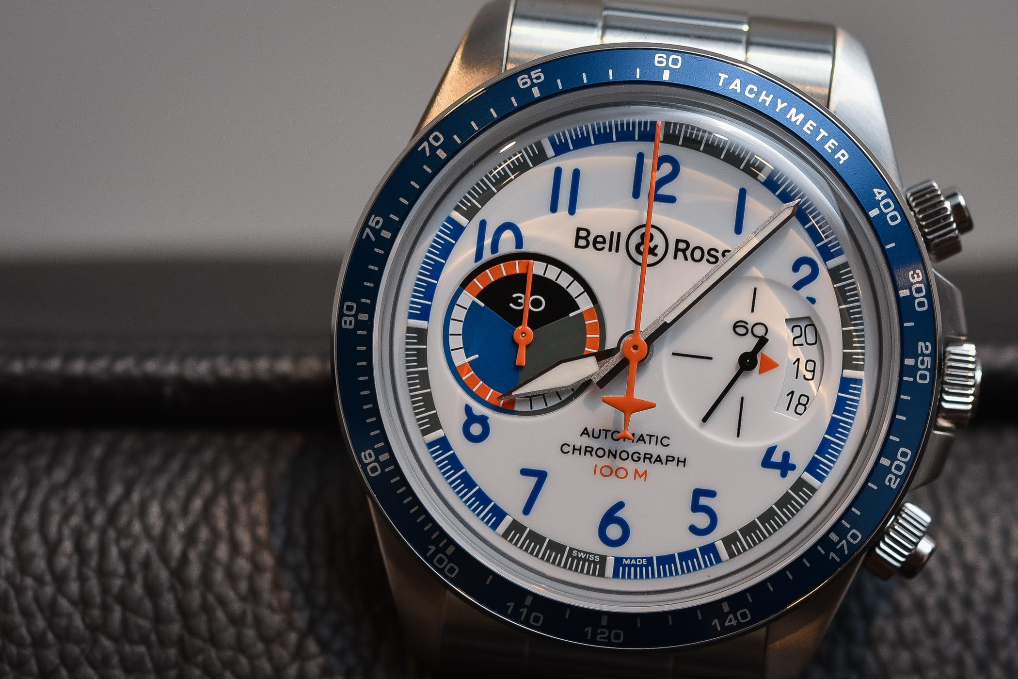 Bell & Ross Vintage BRV2-94 Chronograph Racing Bird