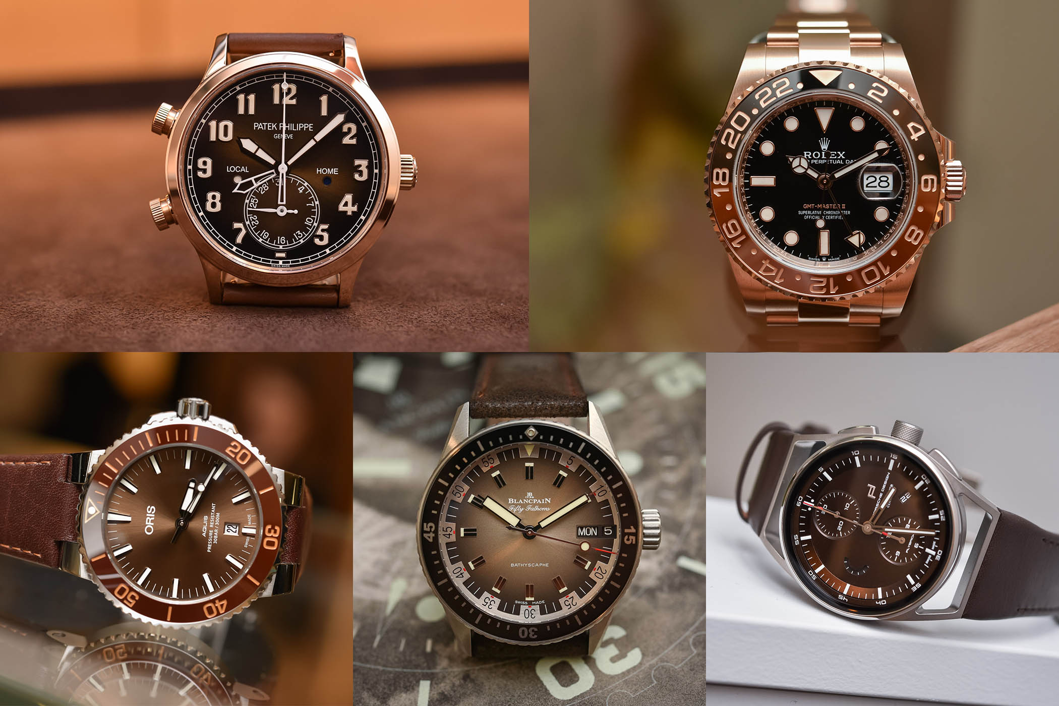 Brown Watches 2018 Buying Guide