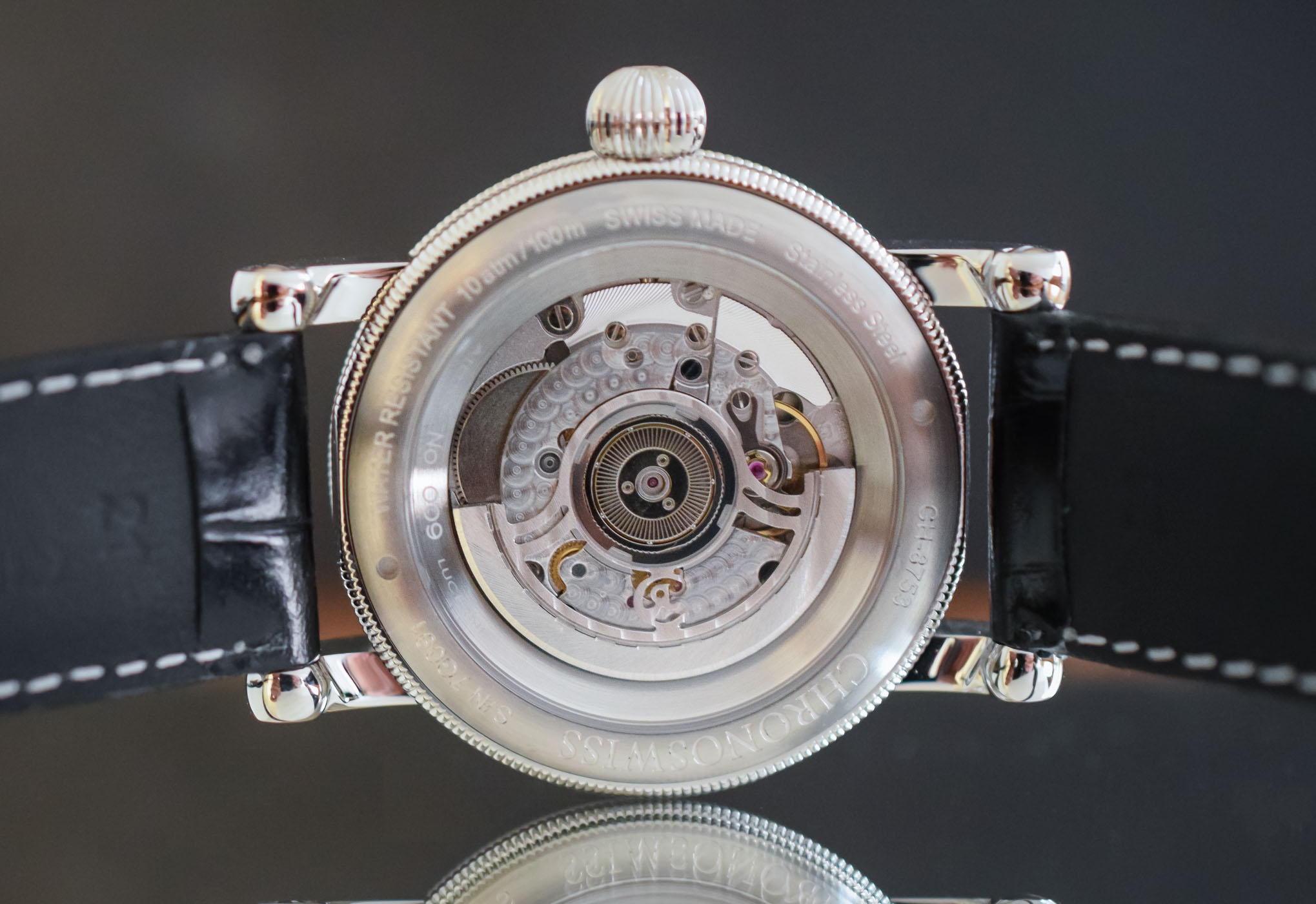 Chronoswiss Flying Regulator Open Gear