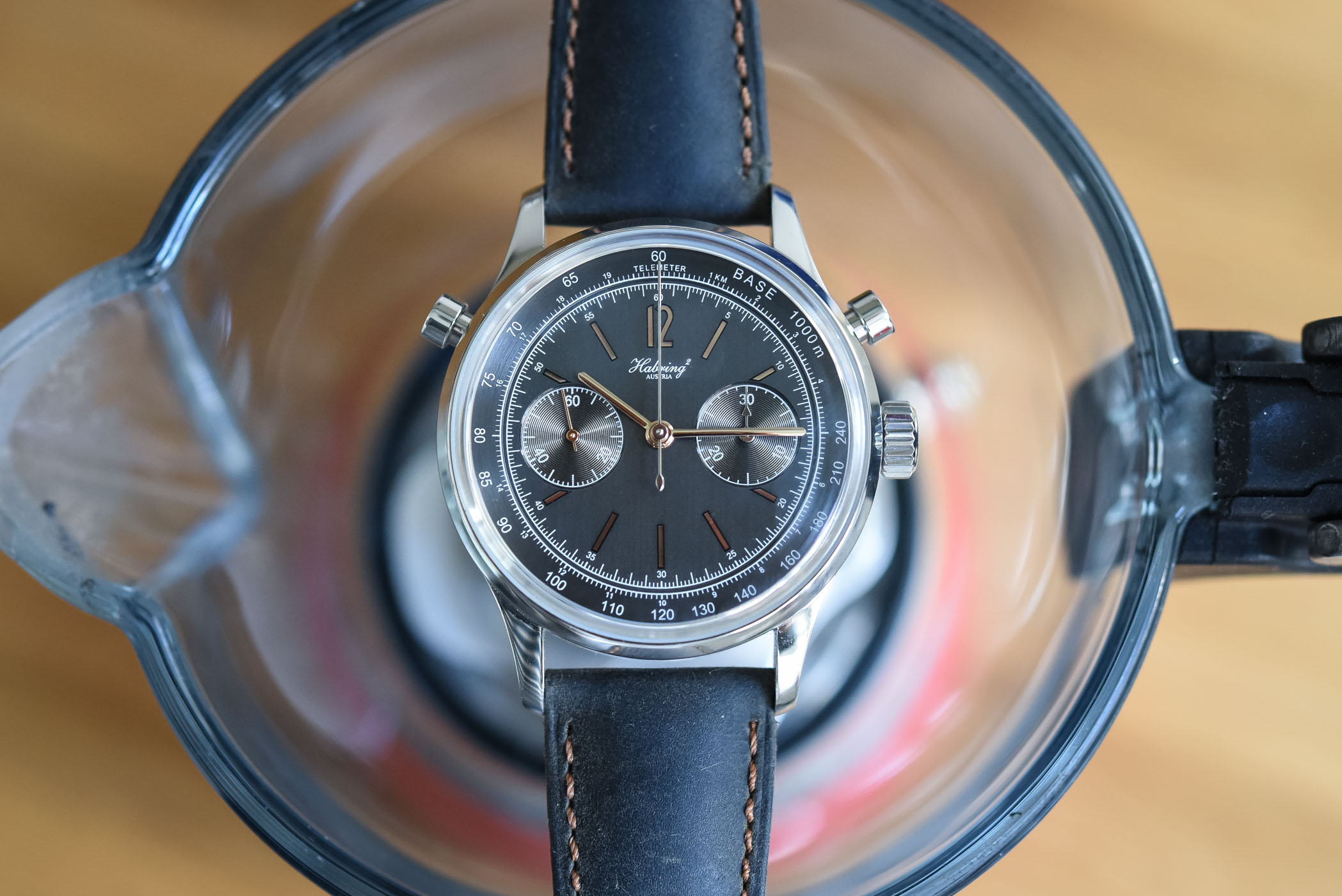 Habring2 Doppel-Felix split-seconds doppelchronograph - review