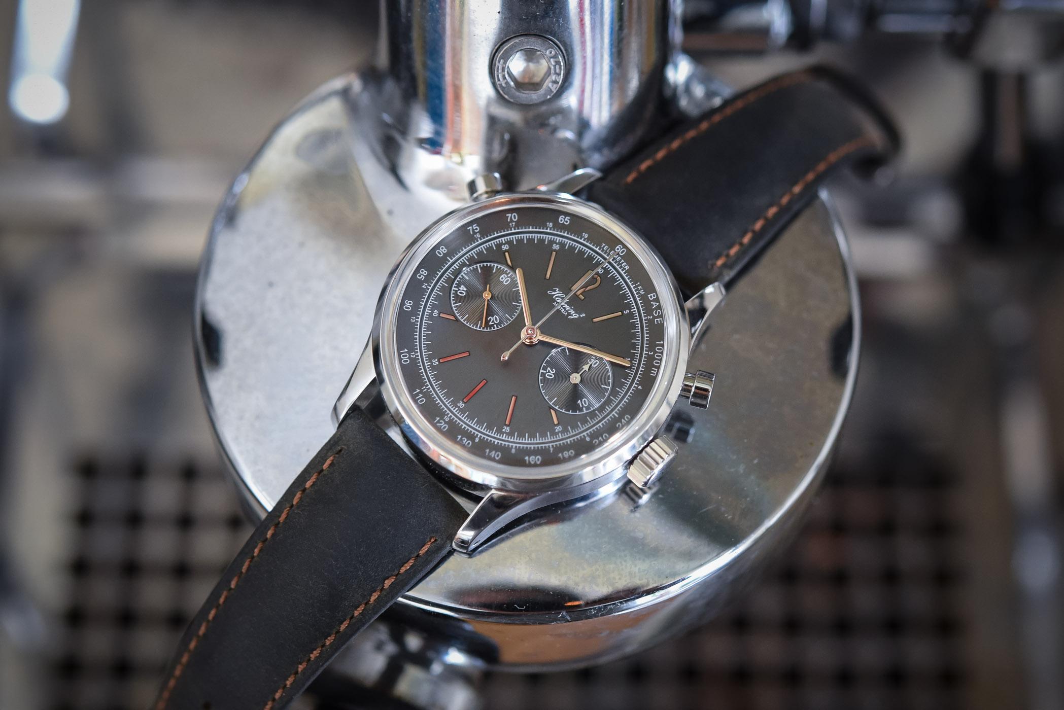Habring2 Doppel-Felix split-seconds doppelchronograph - review