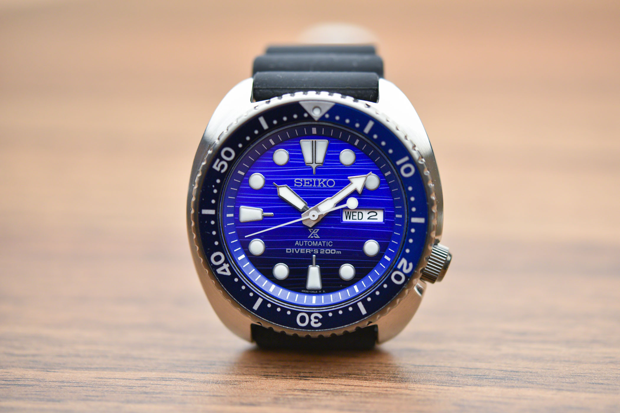 Seiko Prospex Turtle Save The Ocean SRPC91K1 Special Edition