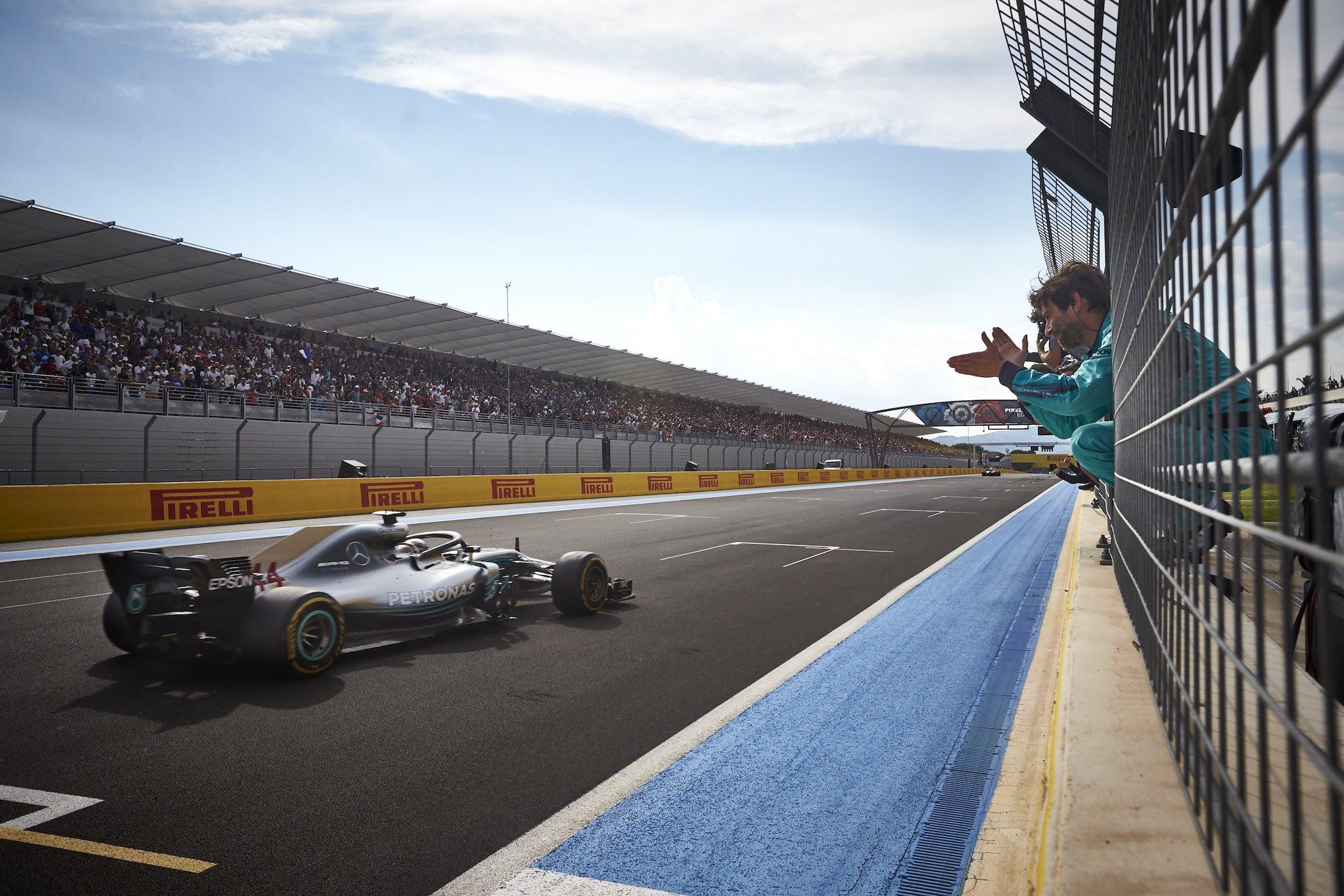 2018 French Grand Prix, Sunday - Steve Etherington