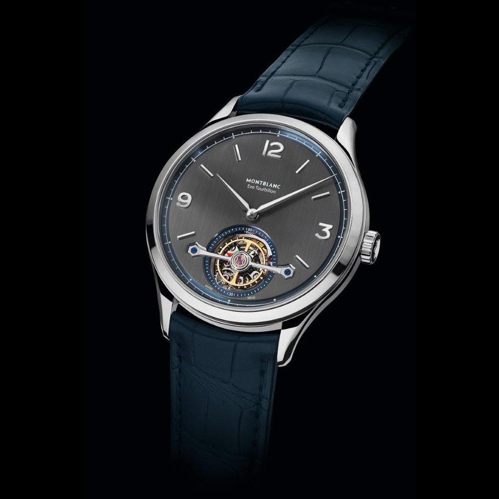 Montblanc Heritage Chronometrie Exo Tourbillon Slim 118471