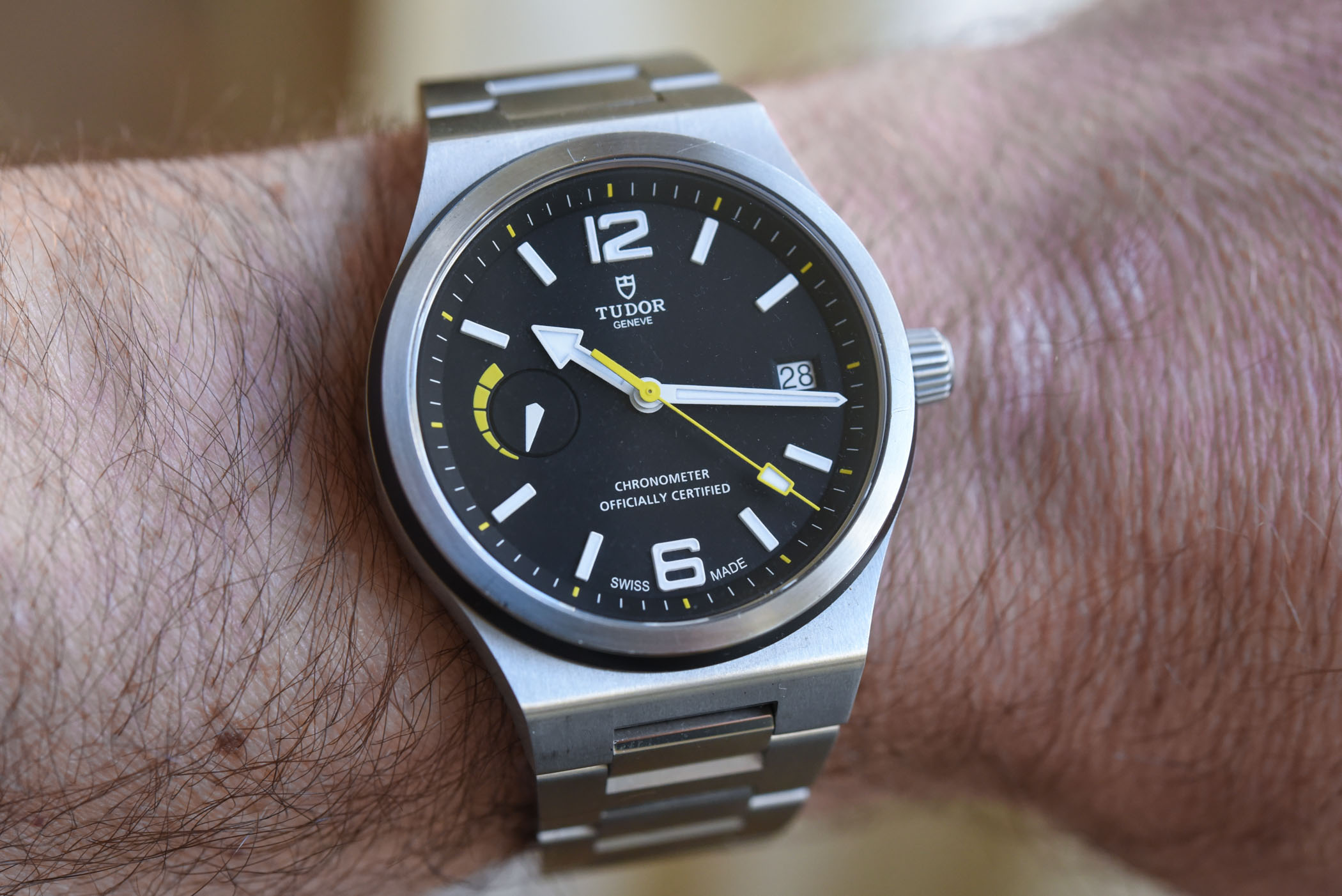 Tudor North Flag M91210N - review