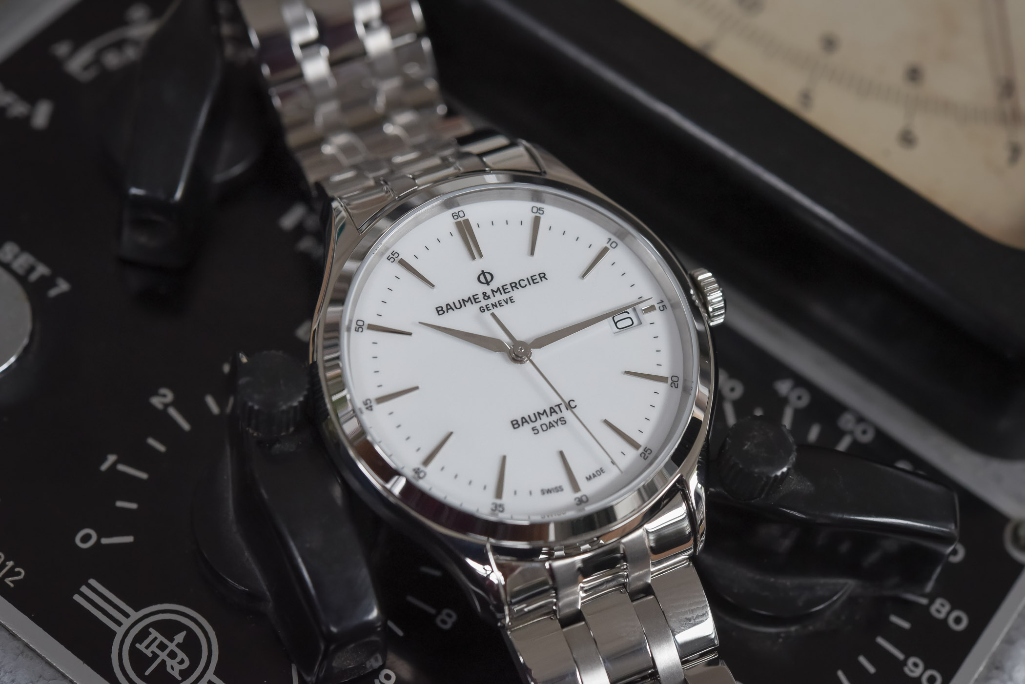 973f44ab4a97 Review - Baume et Mercier Clifton Baumatic (non-COSC version