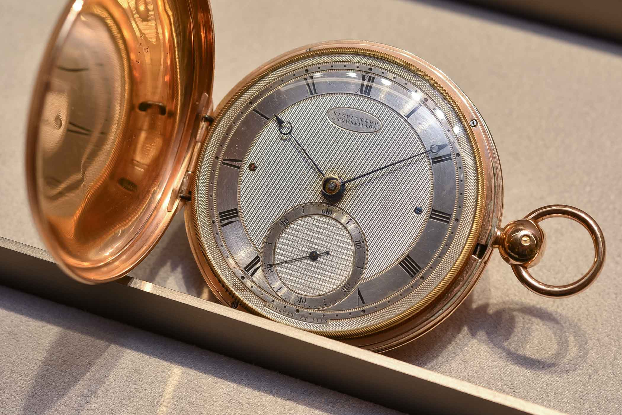 Breguet Guillochage Engine Turning technique in-depth - 10