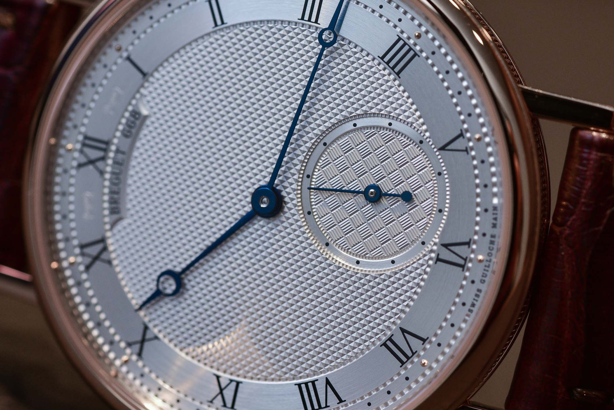 Breguet Guillochage Engine Turning technique in-depth - 12