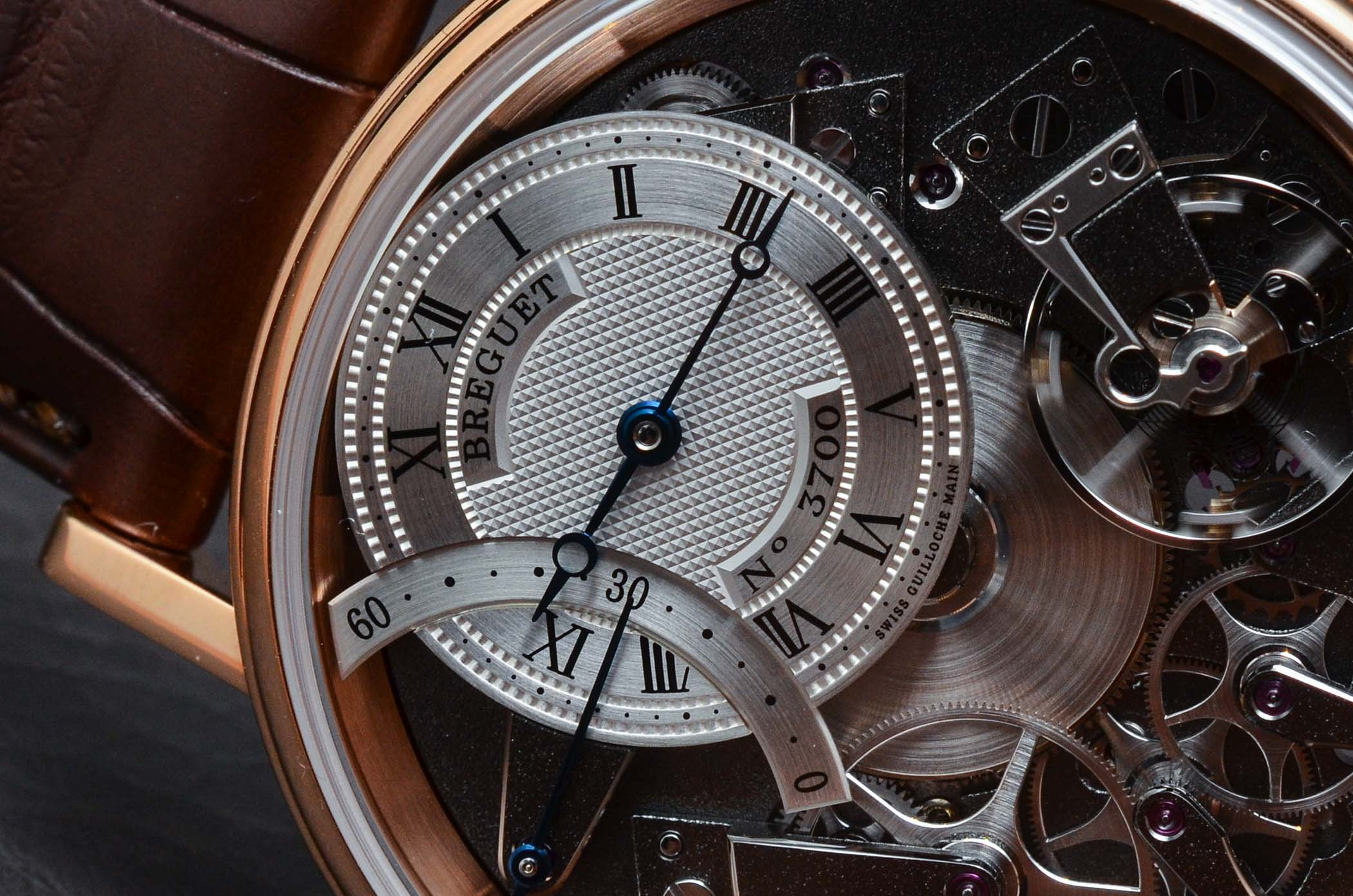 Breguet Guillochage Engine Turning technique in-depth - 2
