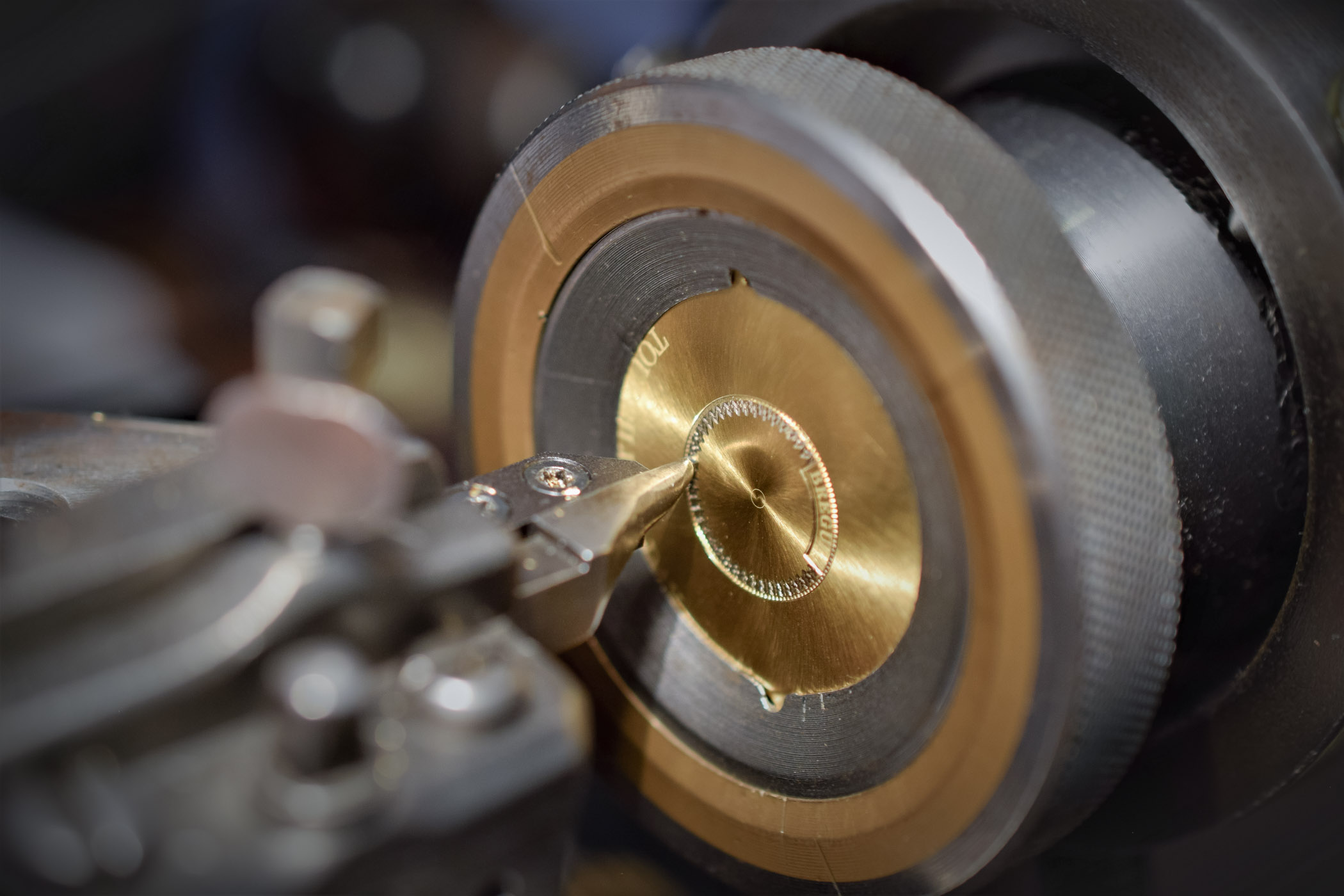 Breguet Guillochage Engine Turning technique in-depth - 4