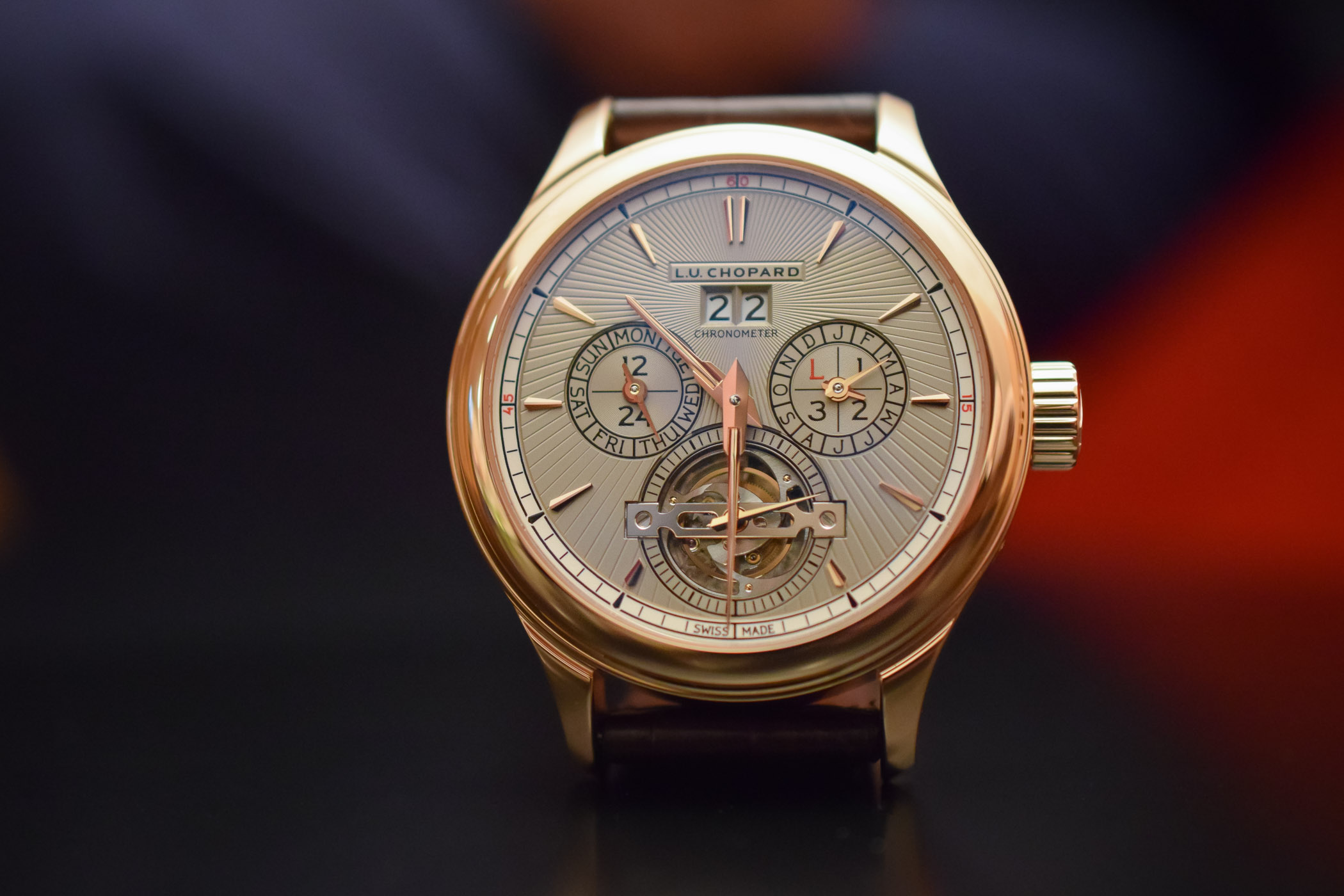 Chopard L.U.C All-in-One 2018
