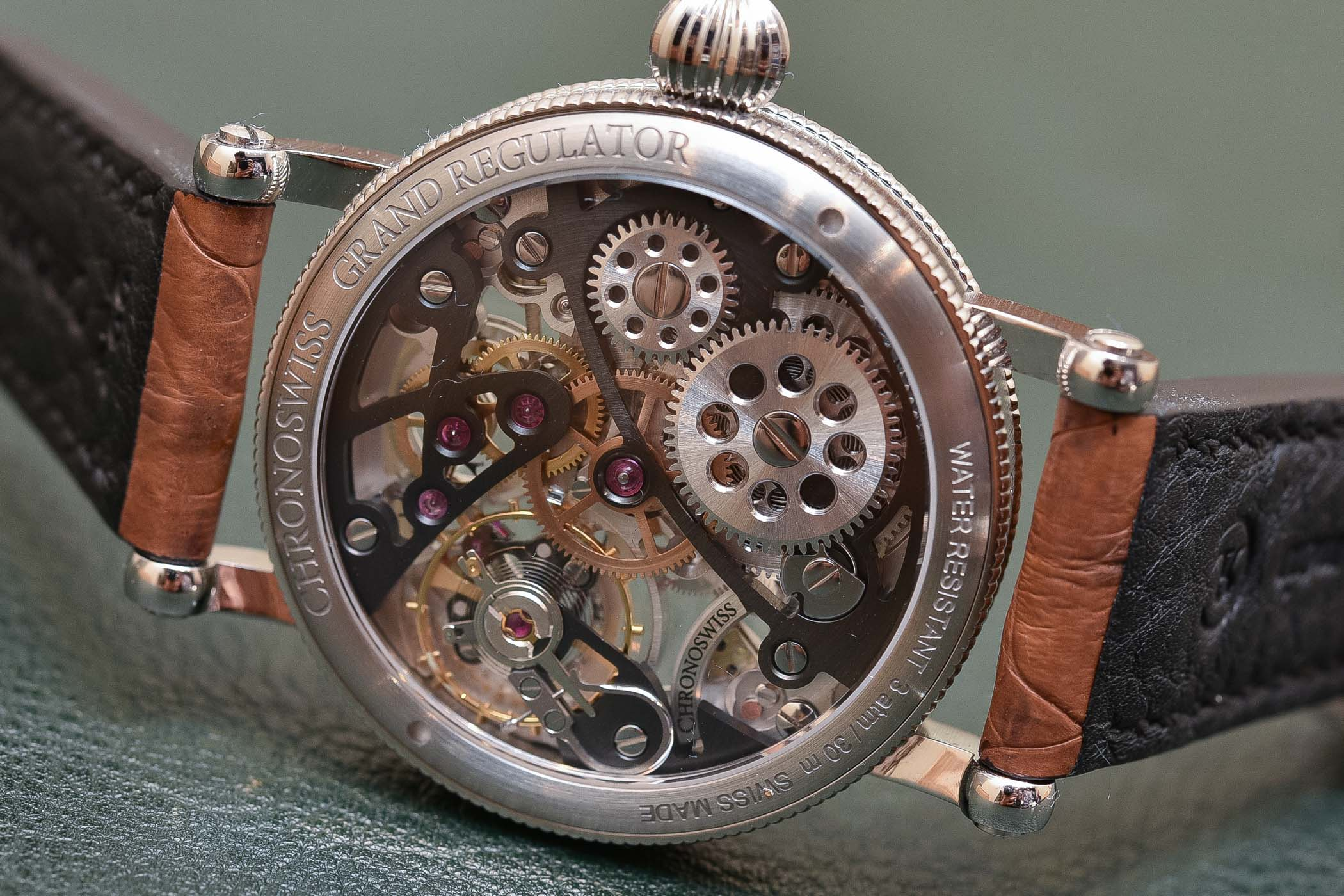 Chronoswiss Flying Grand Regulator Skeleton Limited Edition