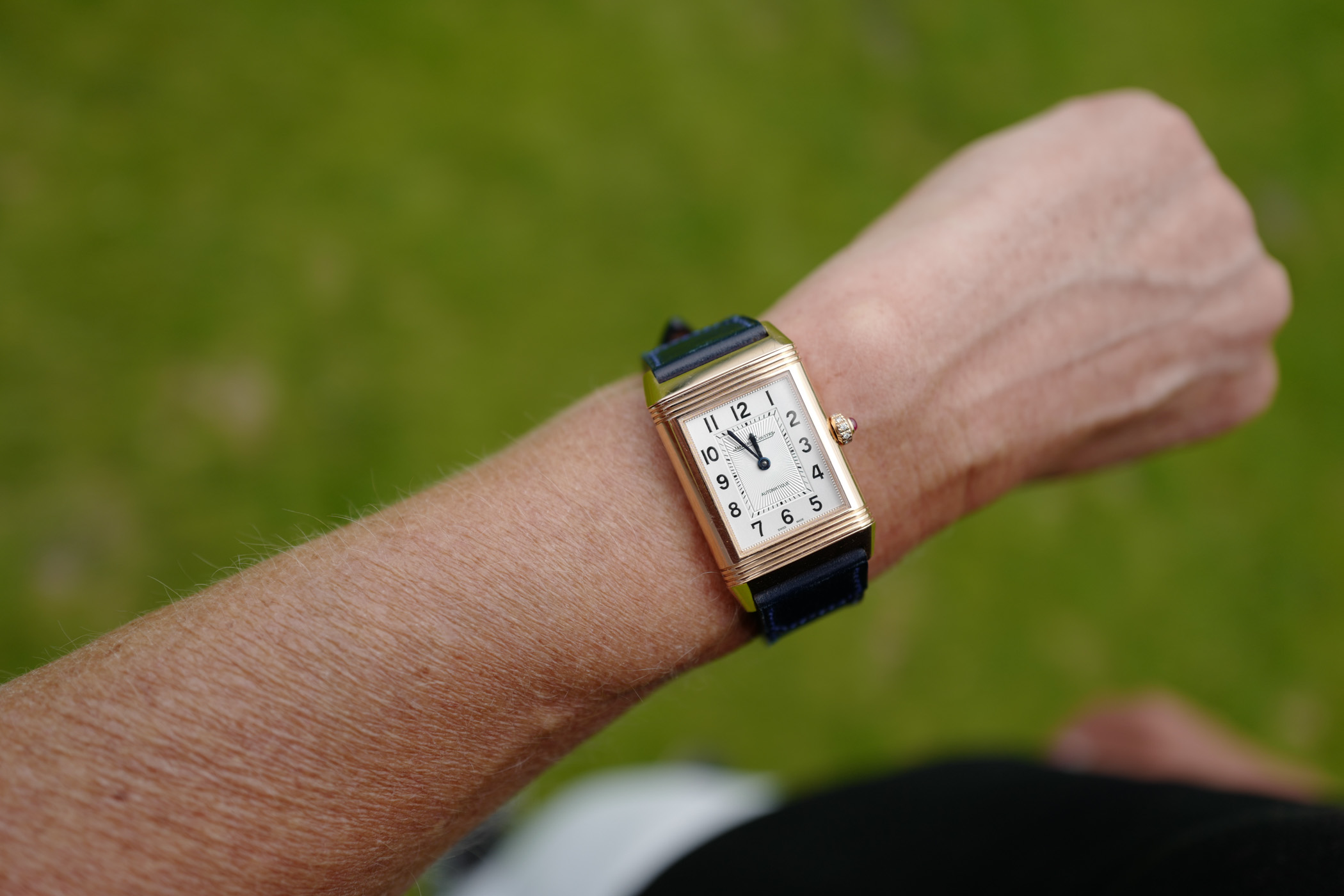 Clare Mountbatten And Her Unique Jaeger-LeCoultre Reverso - 8