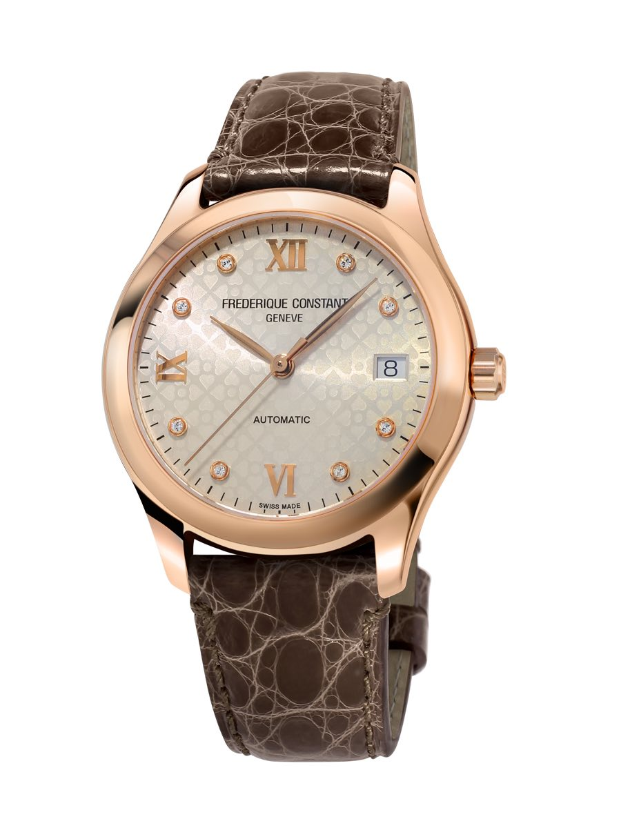Frederique Constant Ladies Automatic Collection - FC-303LGD3B4
