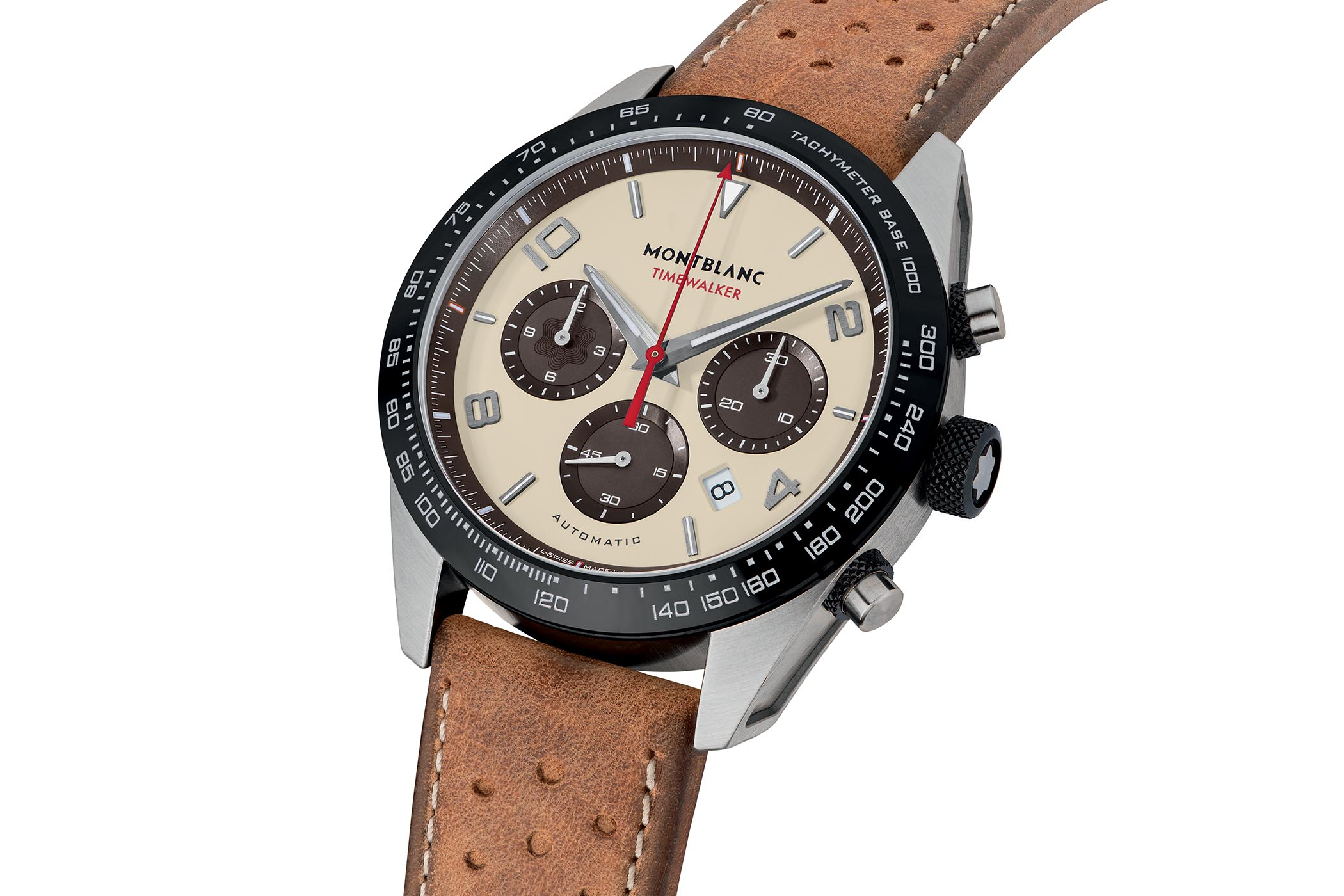Montblanc TimeWalker Manufacture Chronograph Limited Edition Cappucino Goodwood