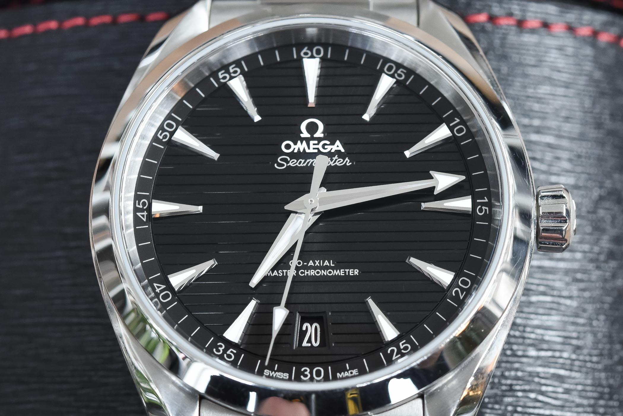 Omega Seamaster Aqua Terra 150m 41mm - Review