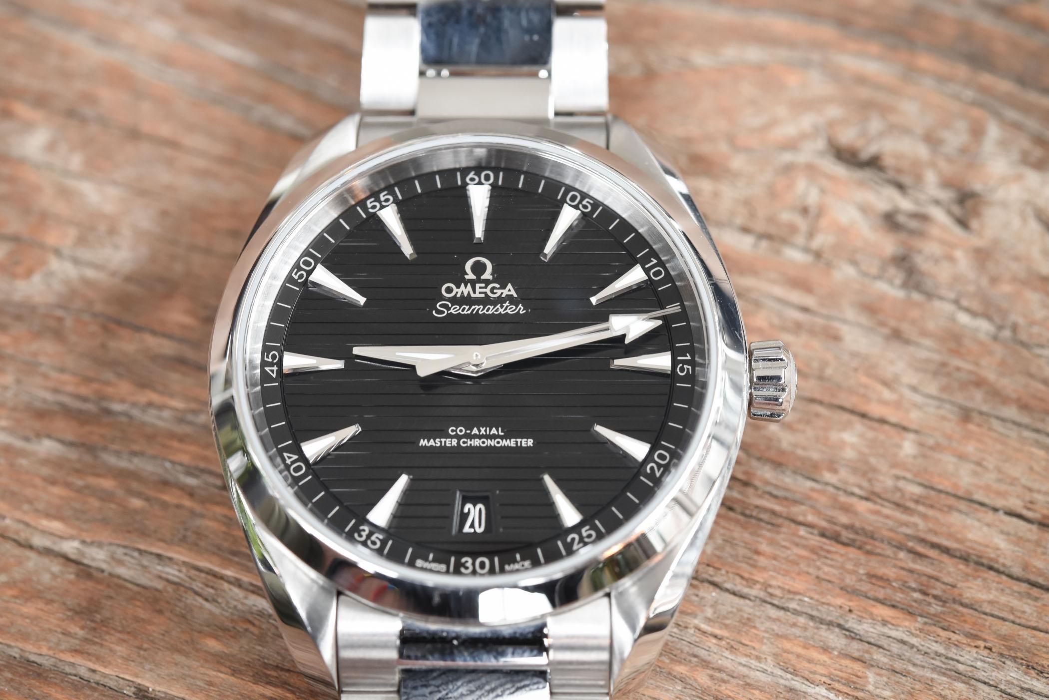8d93c14ff64 Review - Omega Seamaster Aqua Terra 150m 41mm (Specs   Price)
