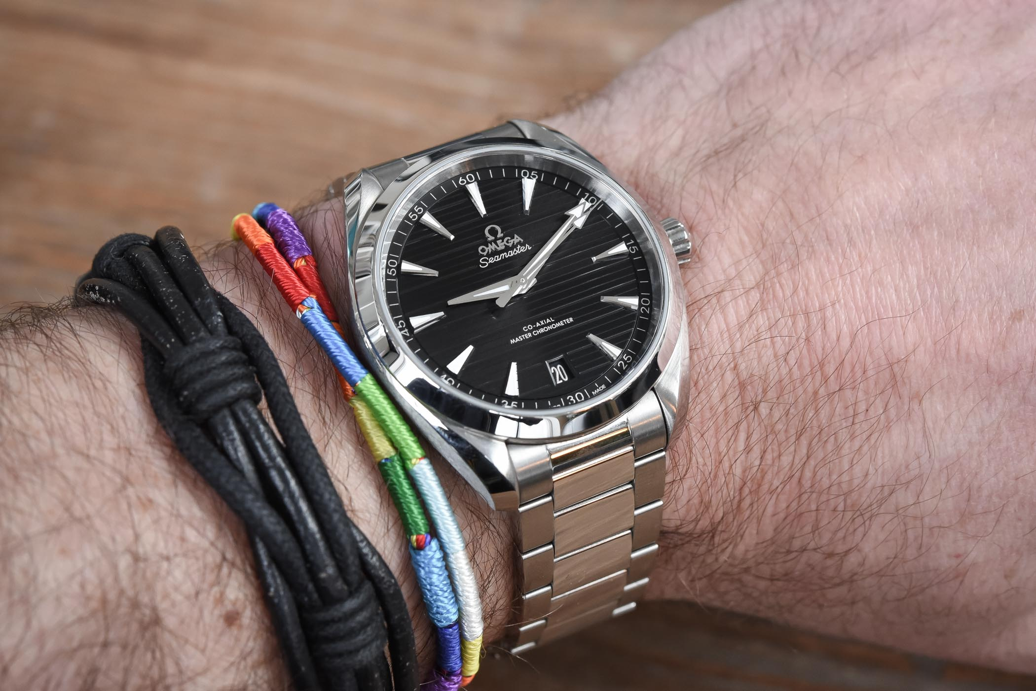 Omega Seamaster Aqua Terra 150m 41mm - Review