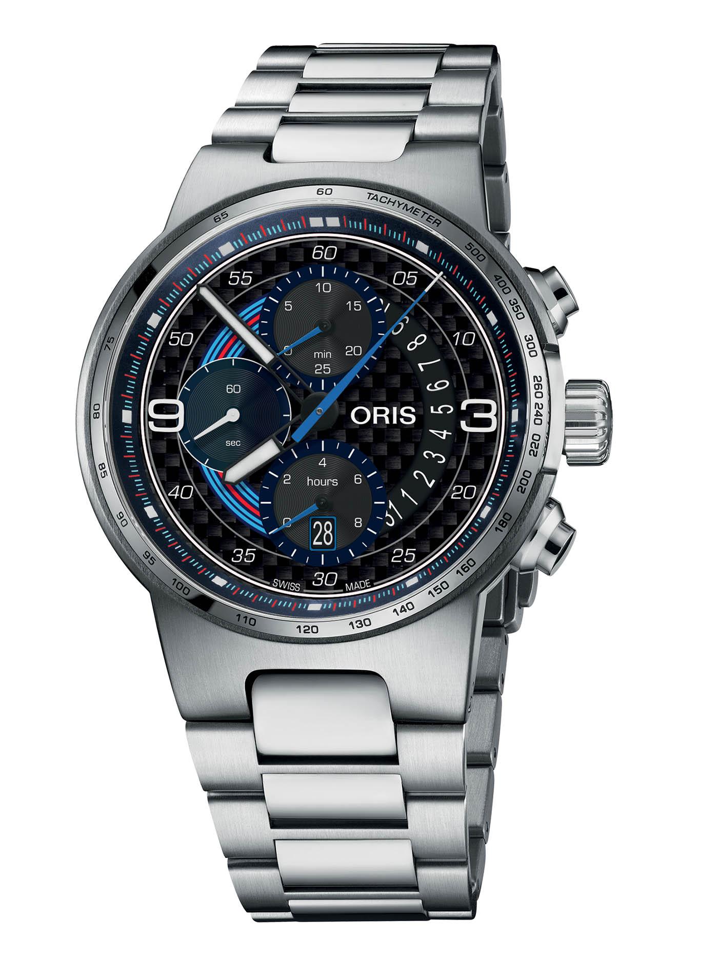 Oris Martini Racing Limited Edition Chronograph 2018