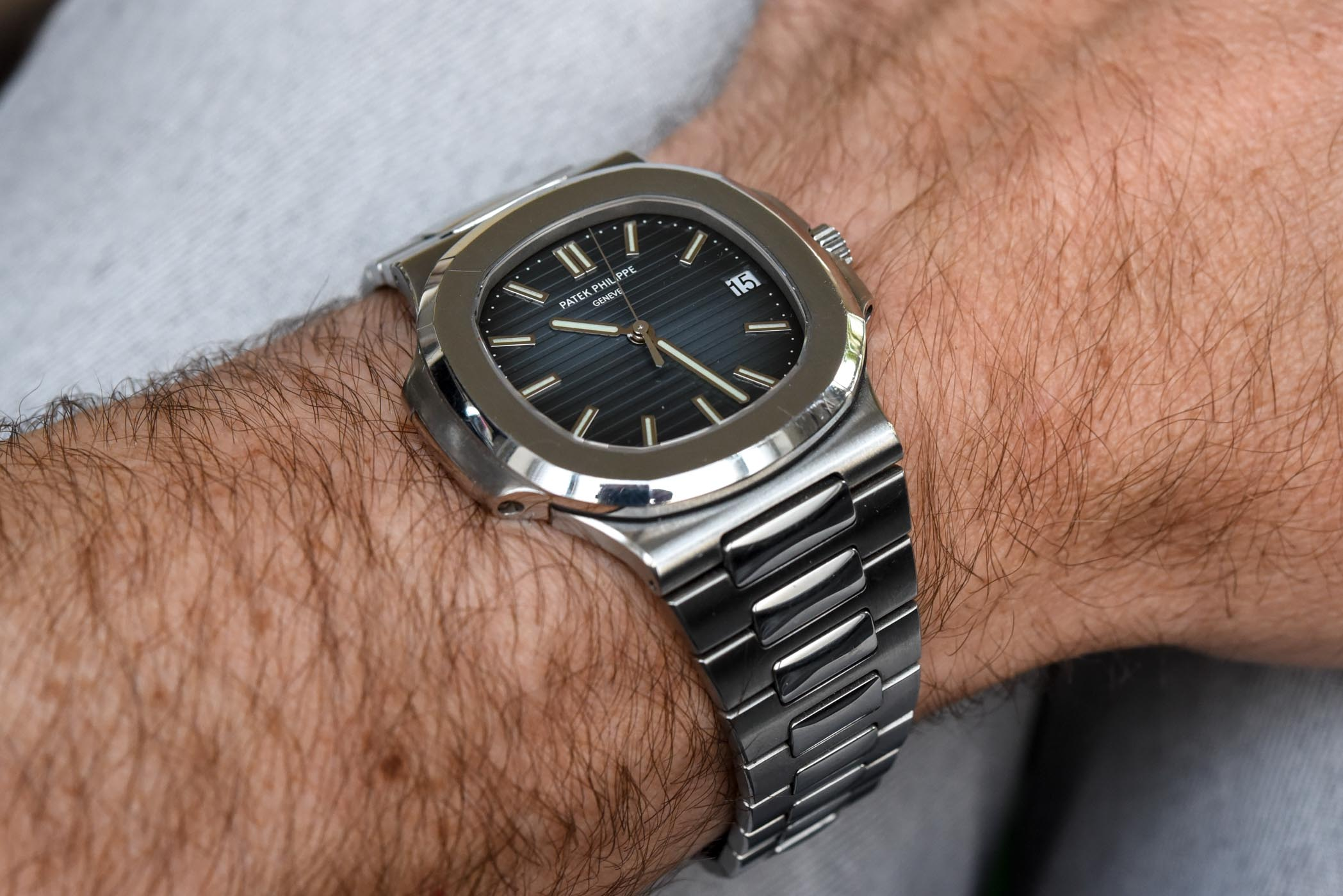 Thoughts On The Patek Philippe Nautilus Ref 5711 And Why