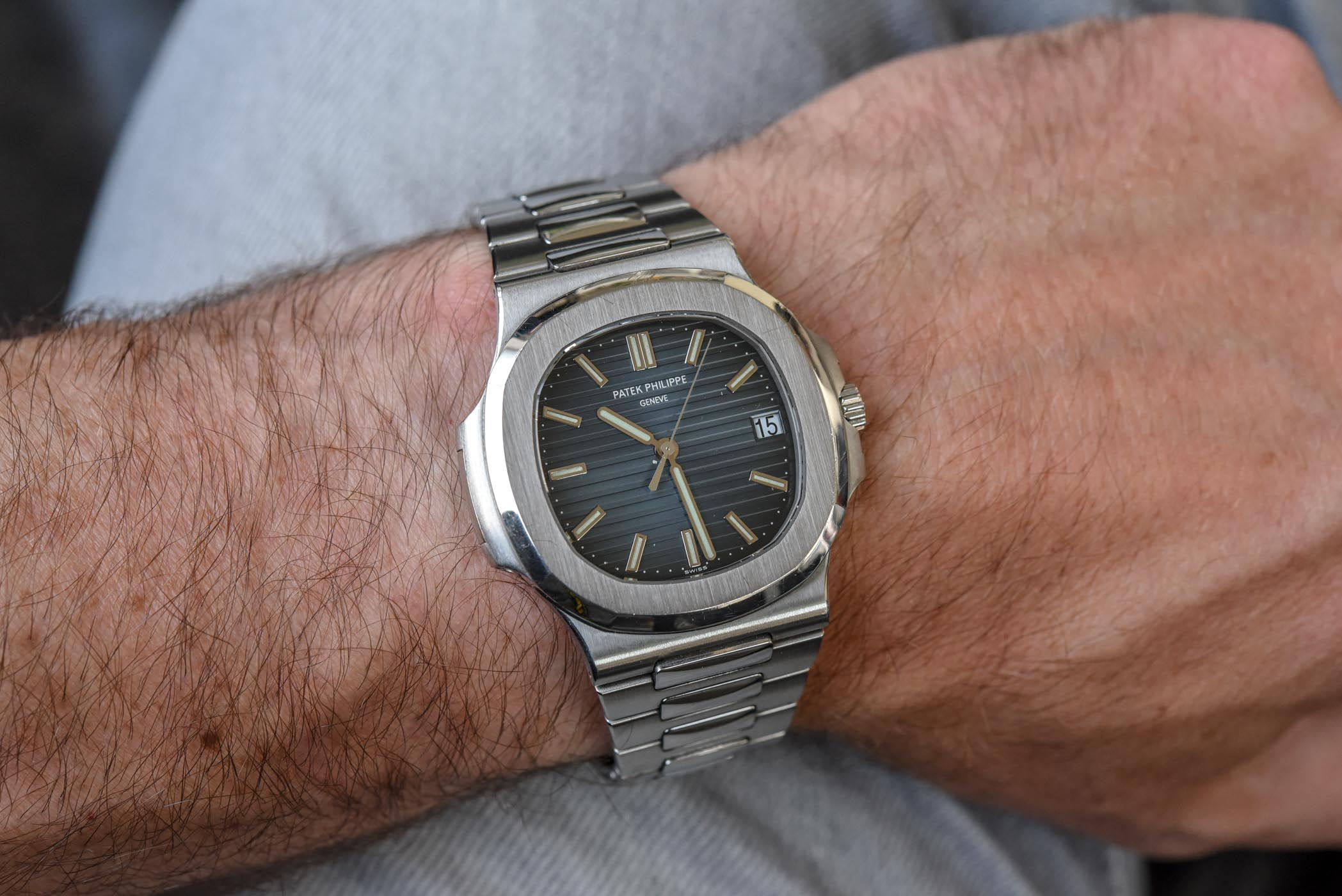 Thoughts on the Patek Philippe Nautilus ref 5711 (and why I didn't