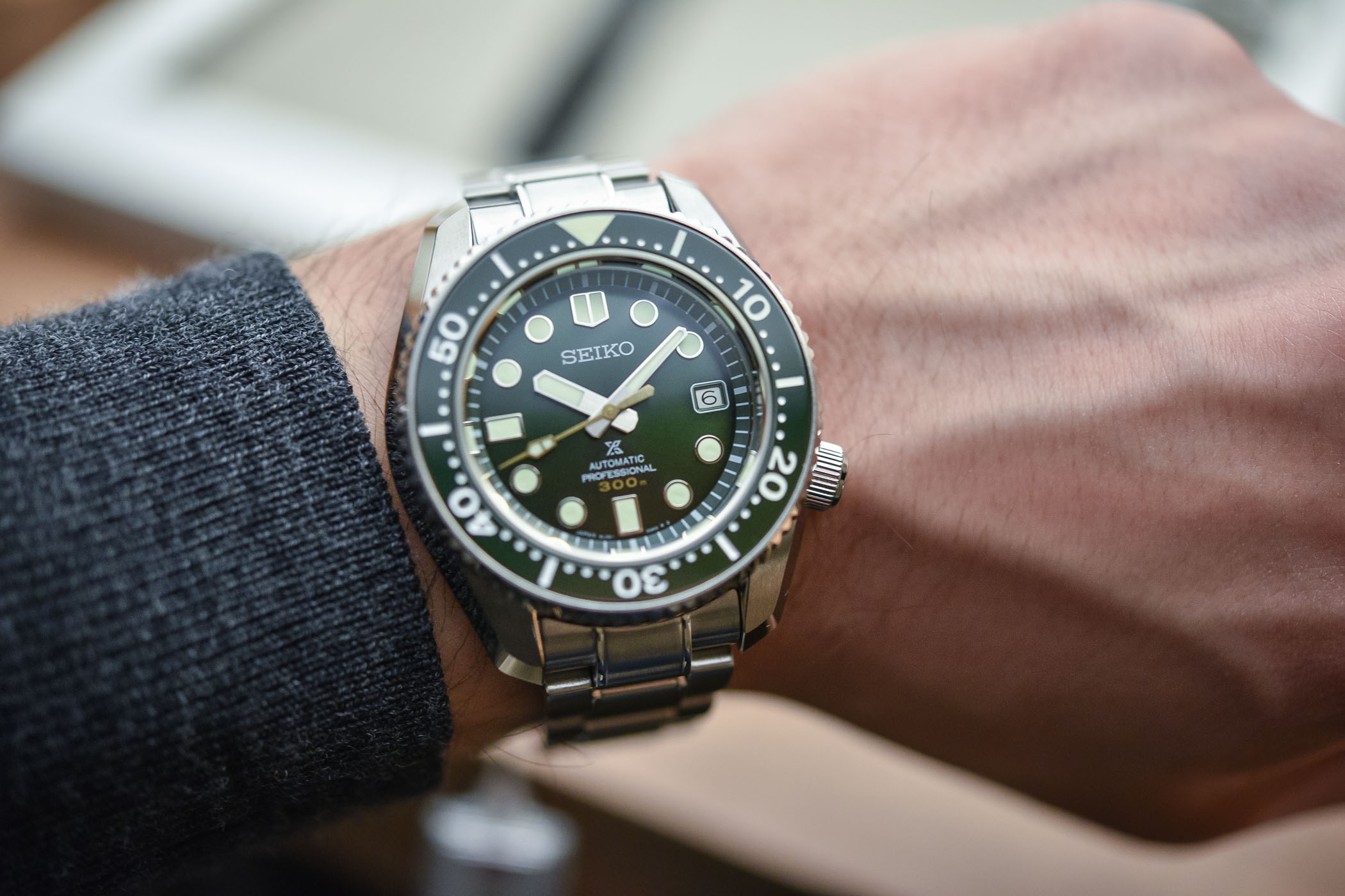 Seiko Prospex 1968 Automatic Diver's Commemorative Limited Edition SLA019