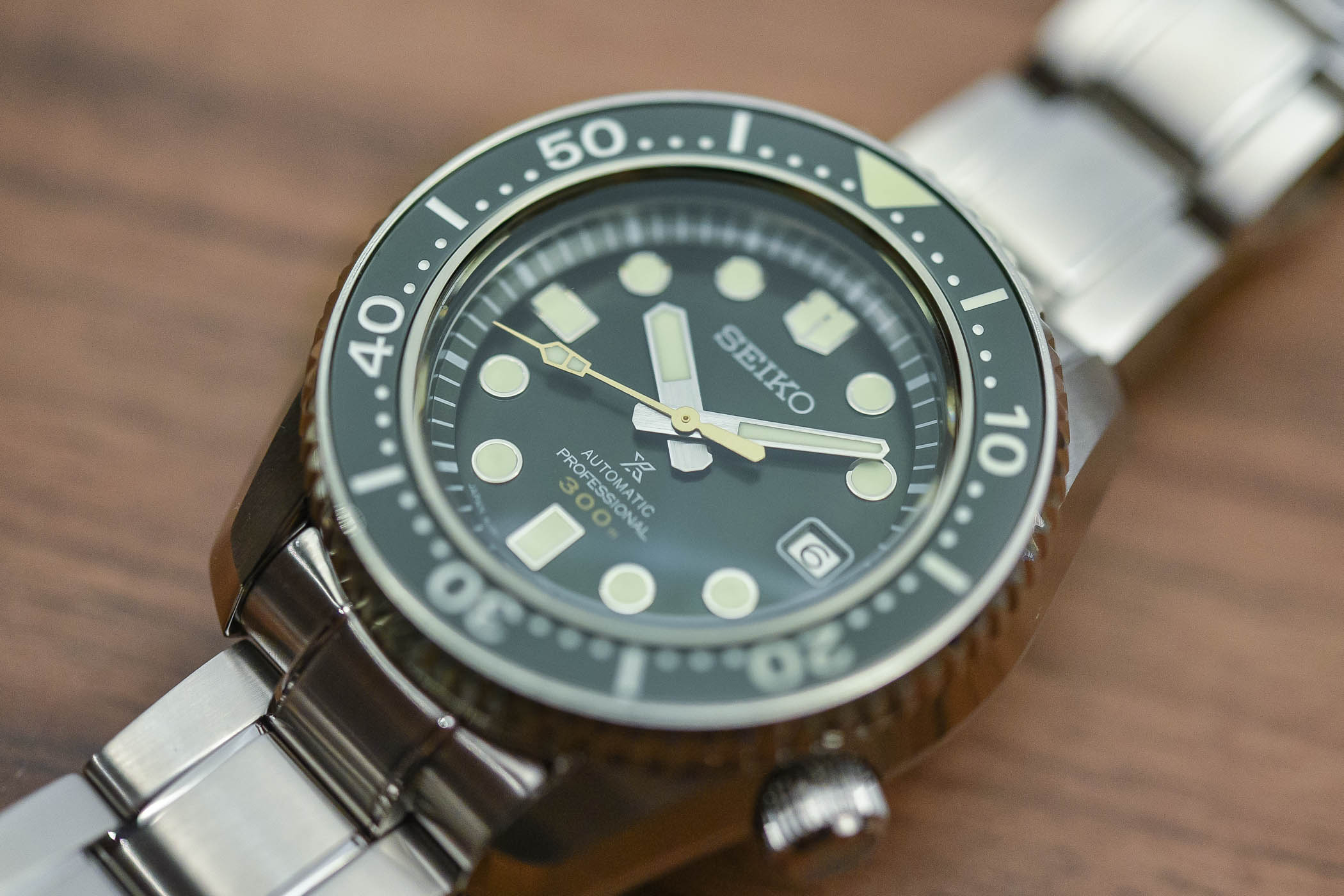 Seiko Prospex 1968 Automatic Diver's Commemorative Limited Edition SLA019