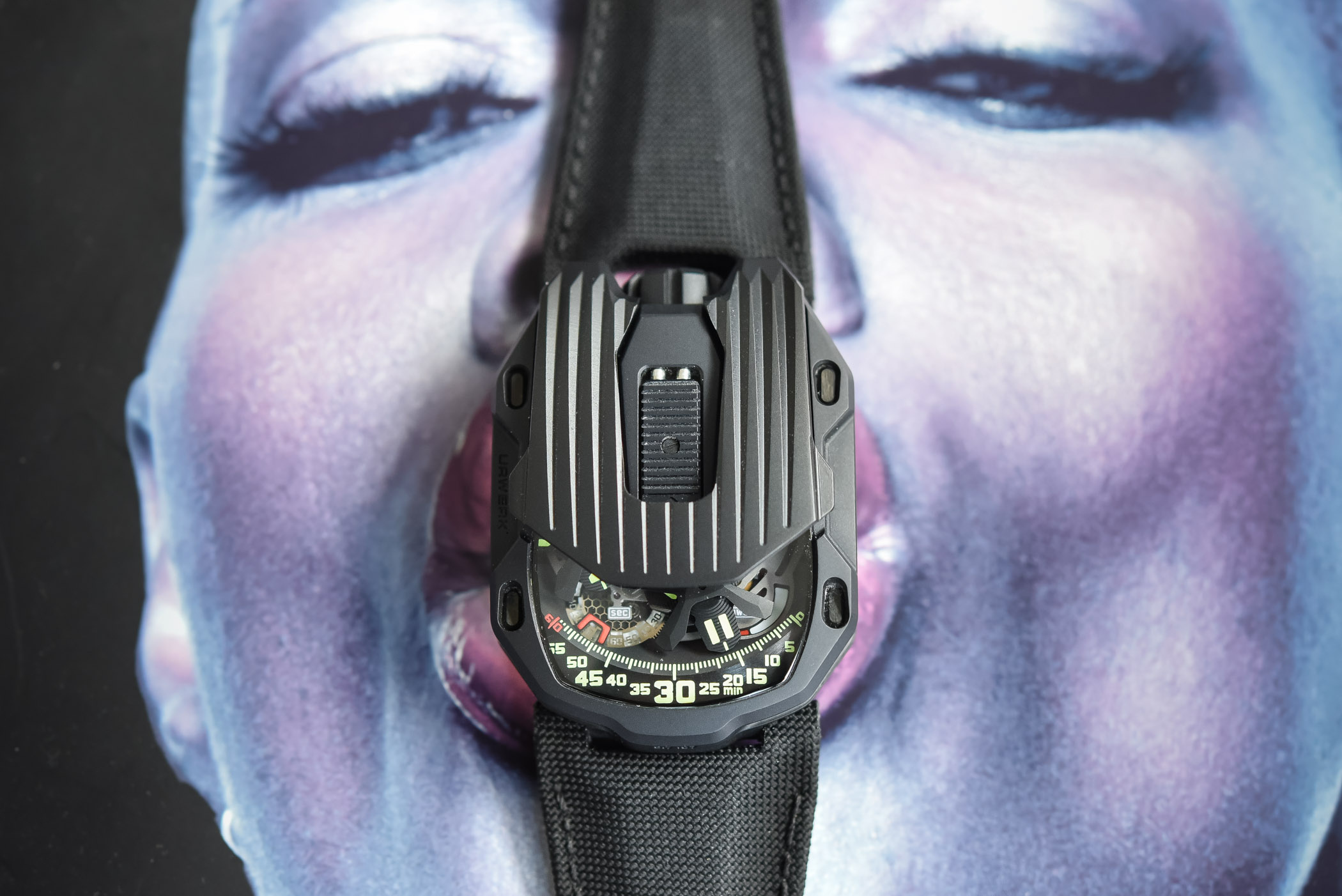 Urwerk UR-105 CT Streamliner - Review