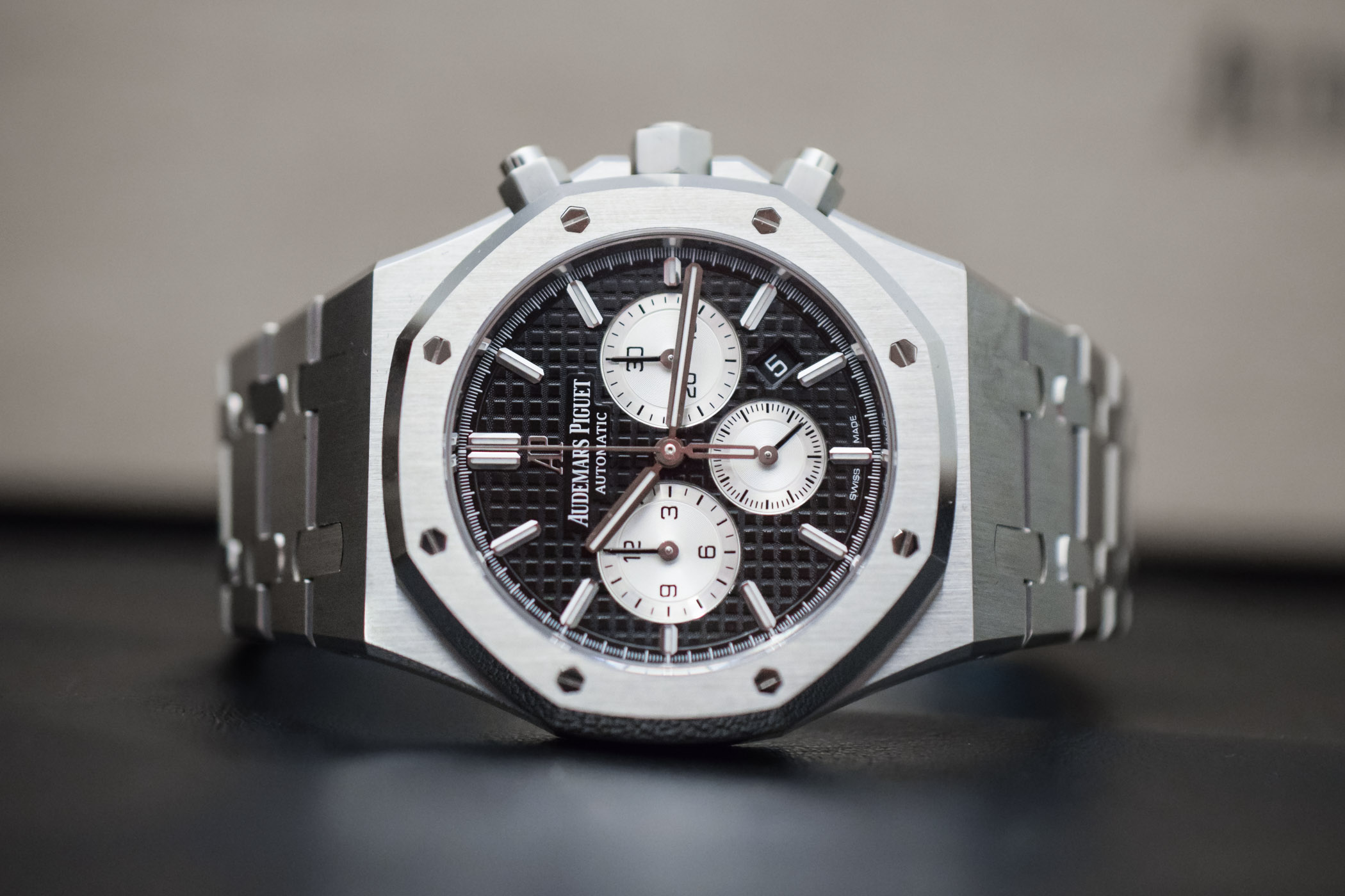 Audemars Piguet Royal Oak Chronograph 2017