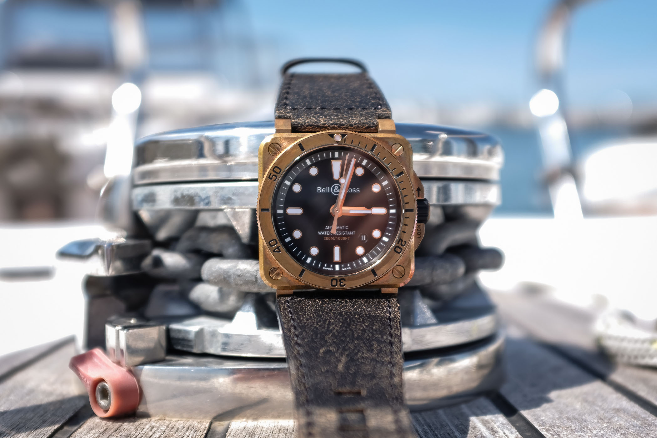 Bell & Ross BR 03-92 Diver Bronze - Review