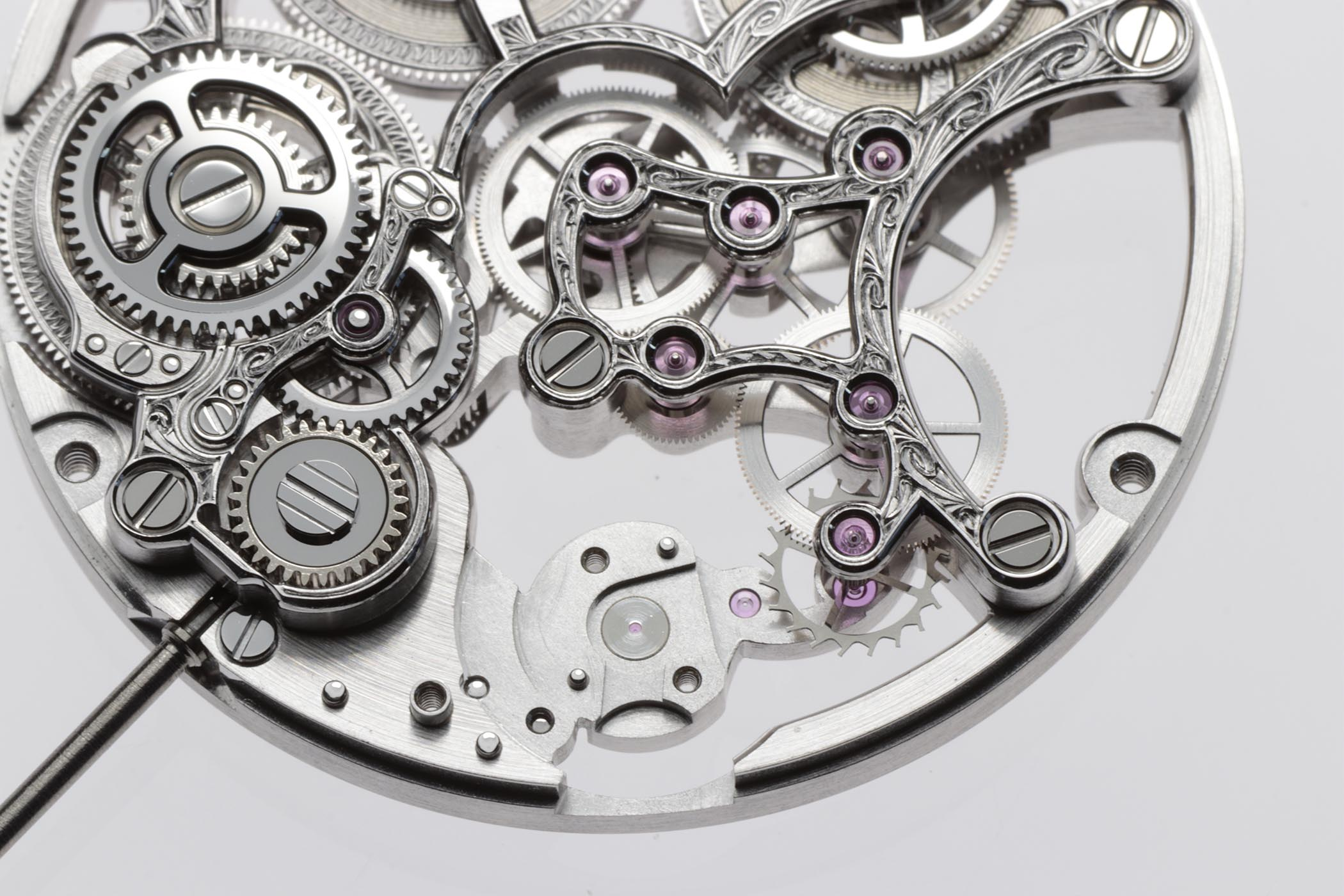 Blancpain Villeret Squelette 8 jours Deconstructed by The Naked Watchmaker - 2