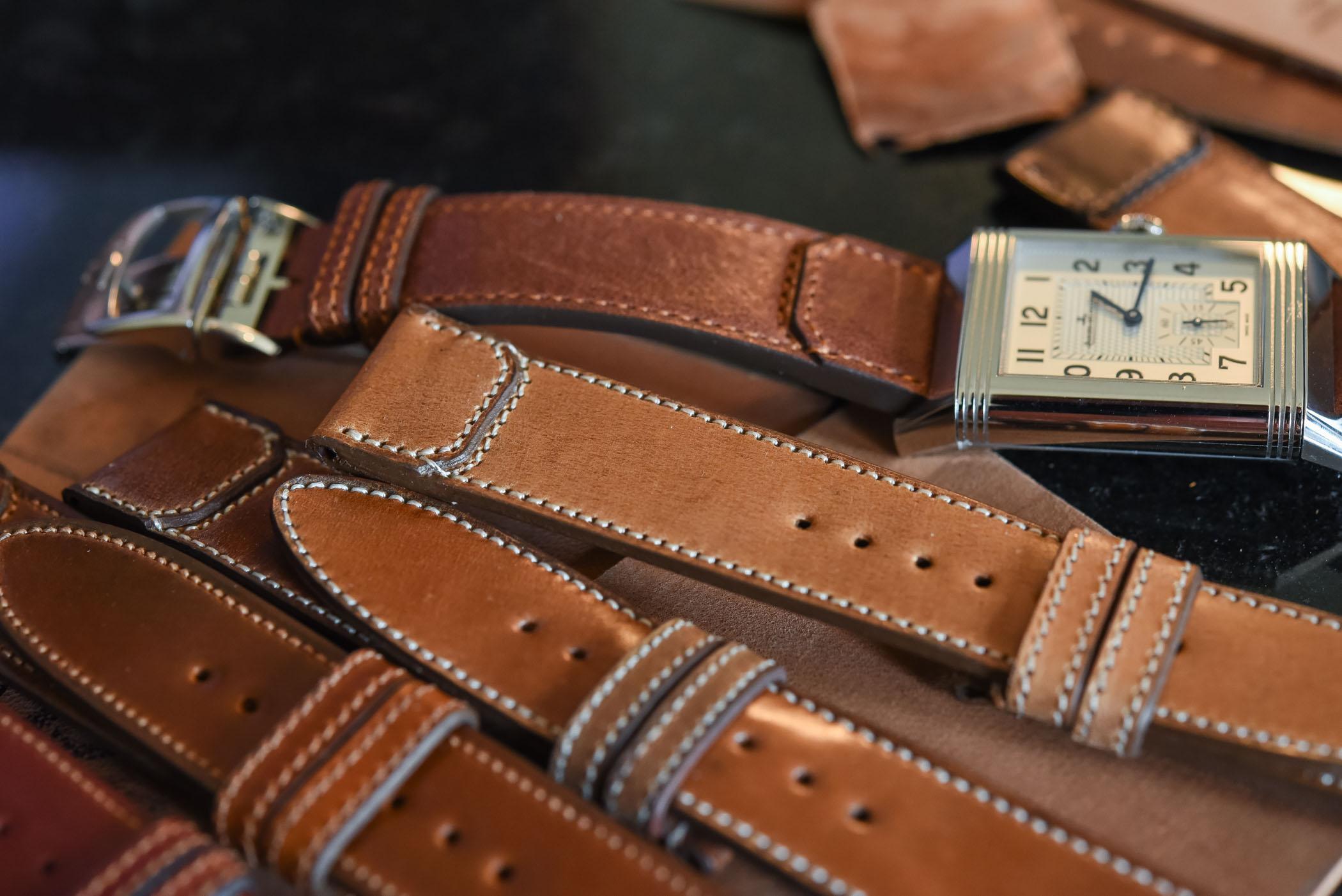 Casa Fagliano, Boot-Maker And Strap-Maker for Jaeger-LeCoultre - 4