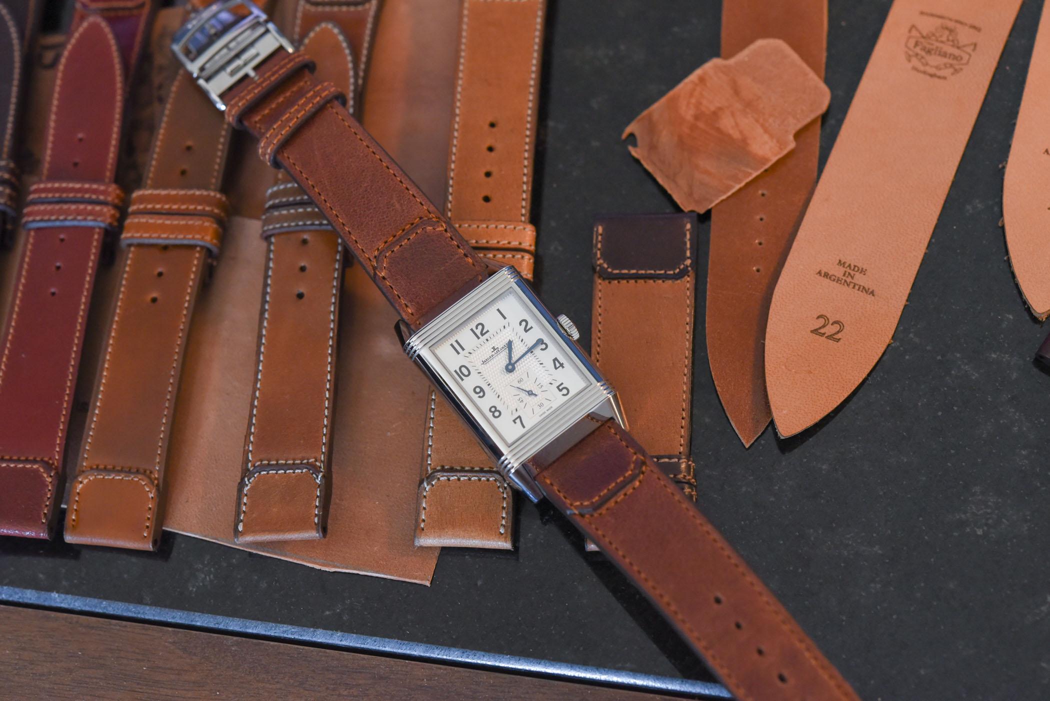 Casa Fagliano, Boot-Maker And Strap-Maker for Jaeger-LeCoultre - 8